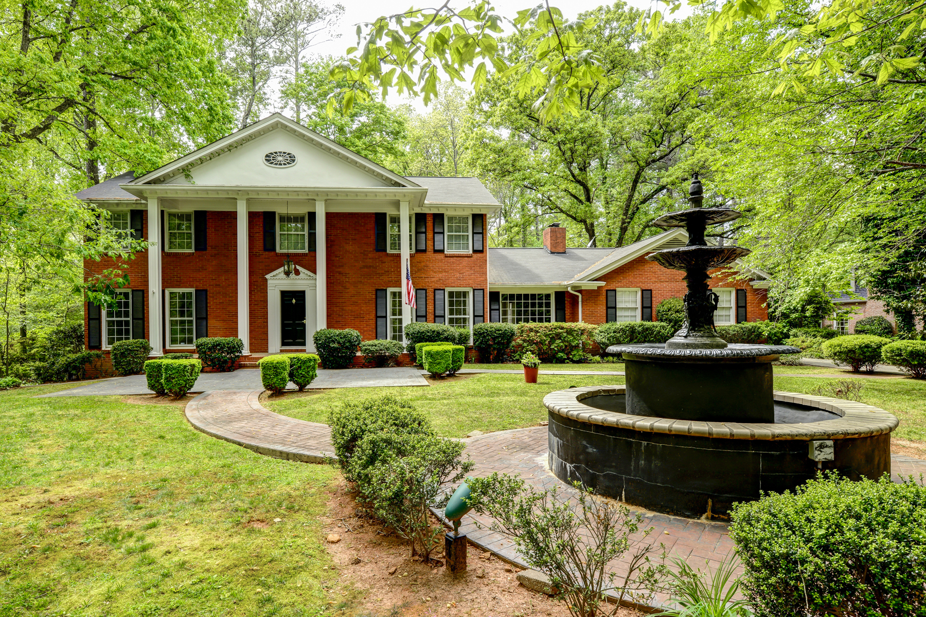 sales property at Gorgeous Sandy Springs Estate Home
