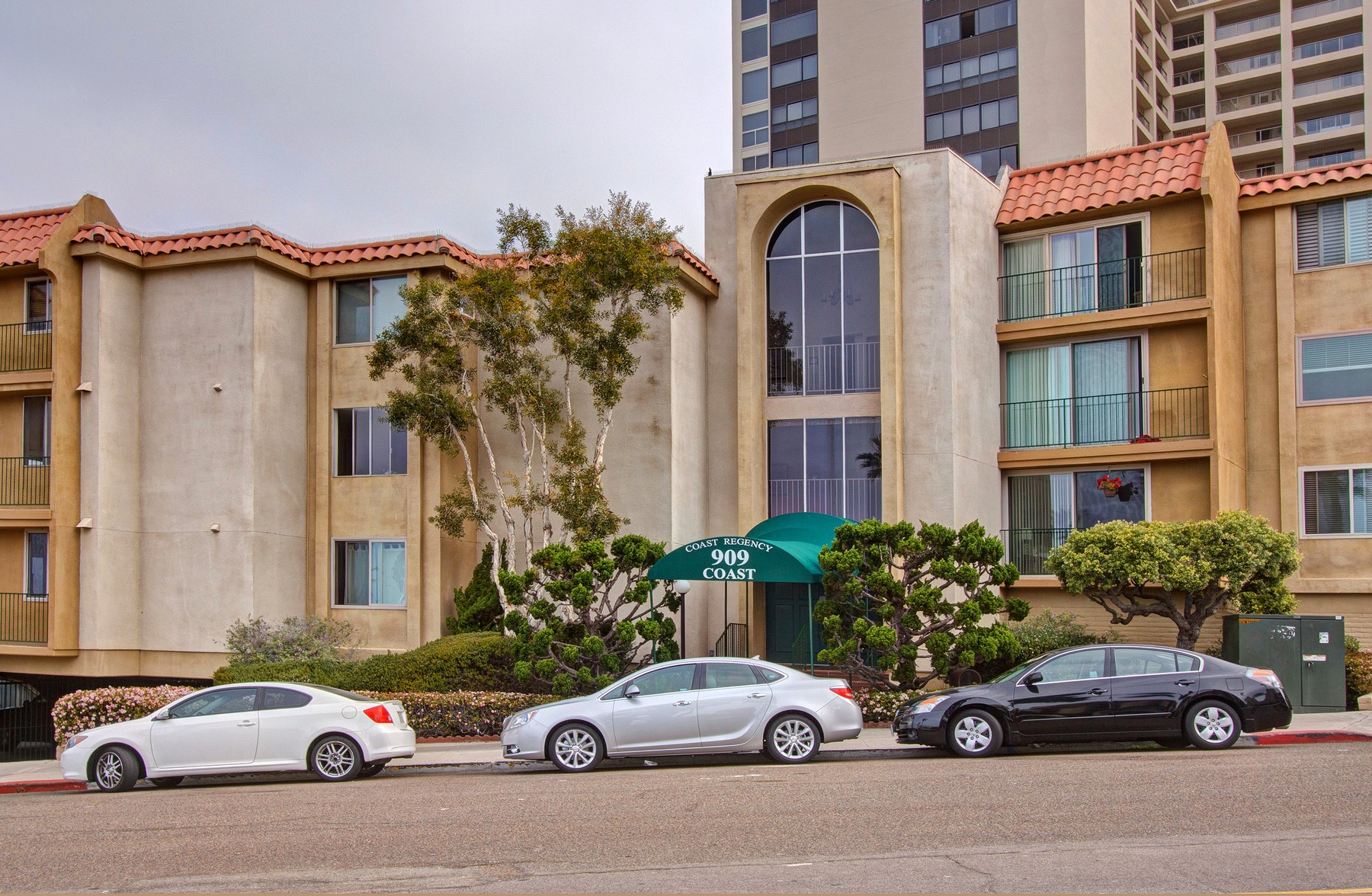 Additional photo for property listing at Coast Regency 909 Coast Blvd Unit 6 La Jolla, California 92037 Estados Unidos