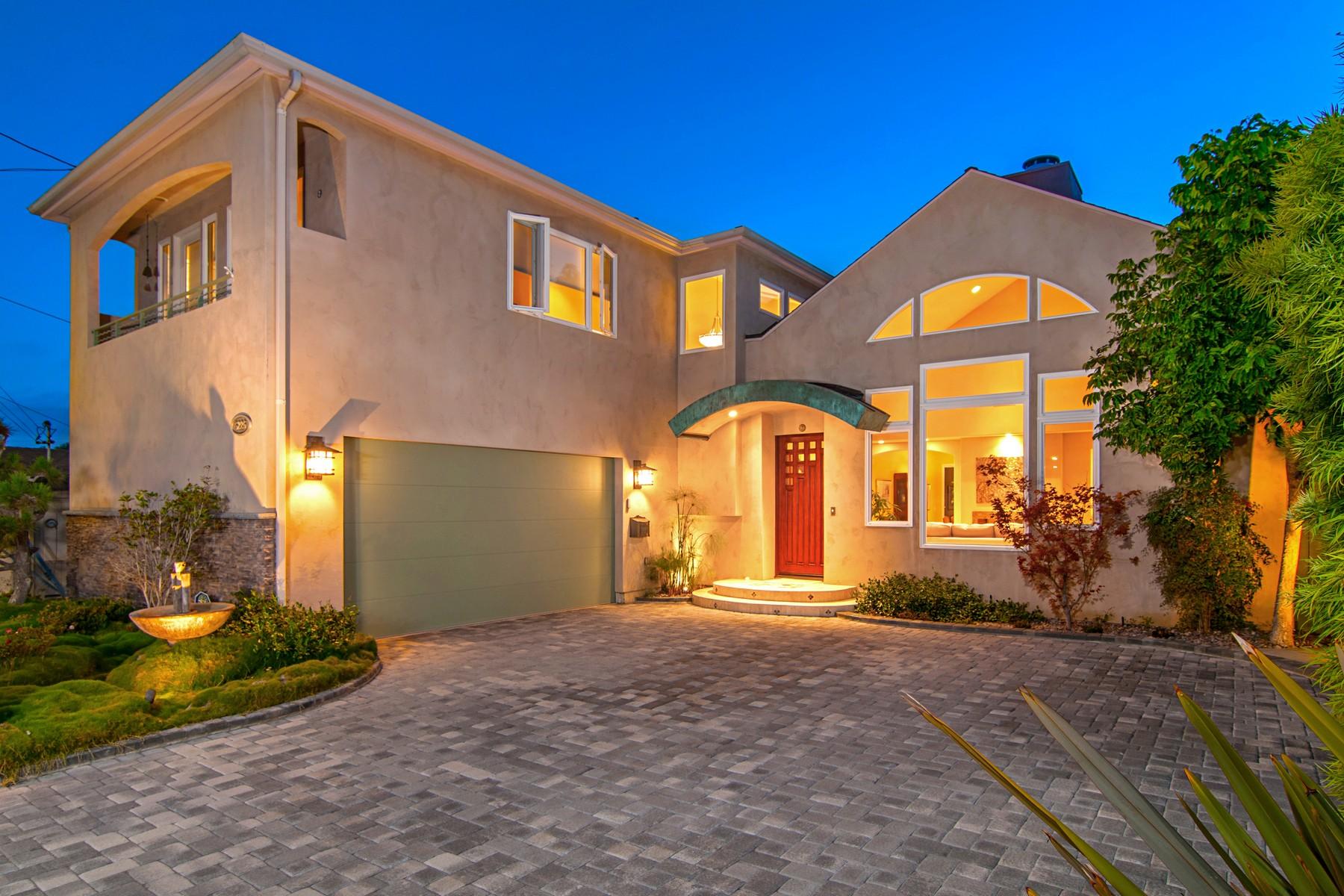 Casa Unifamiliar por un Venta en 5226 Vickie Drive Pacific Beach, San Diego, California 92109 Estados Unidos