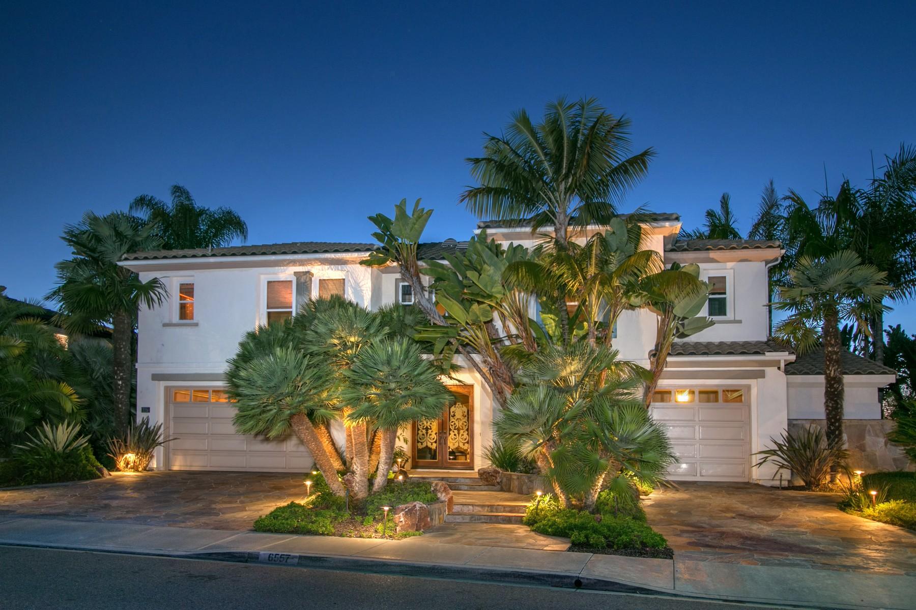 Casa Unifamiliar por un Venta en 6557 Coneflower Drive Carlsbad, California, 92011 Estados Unidos