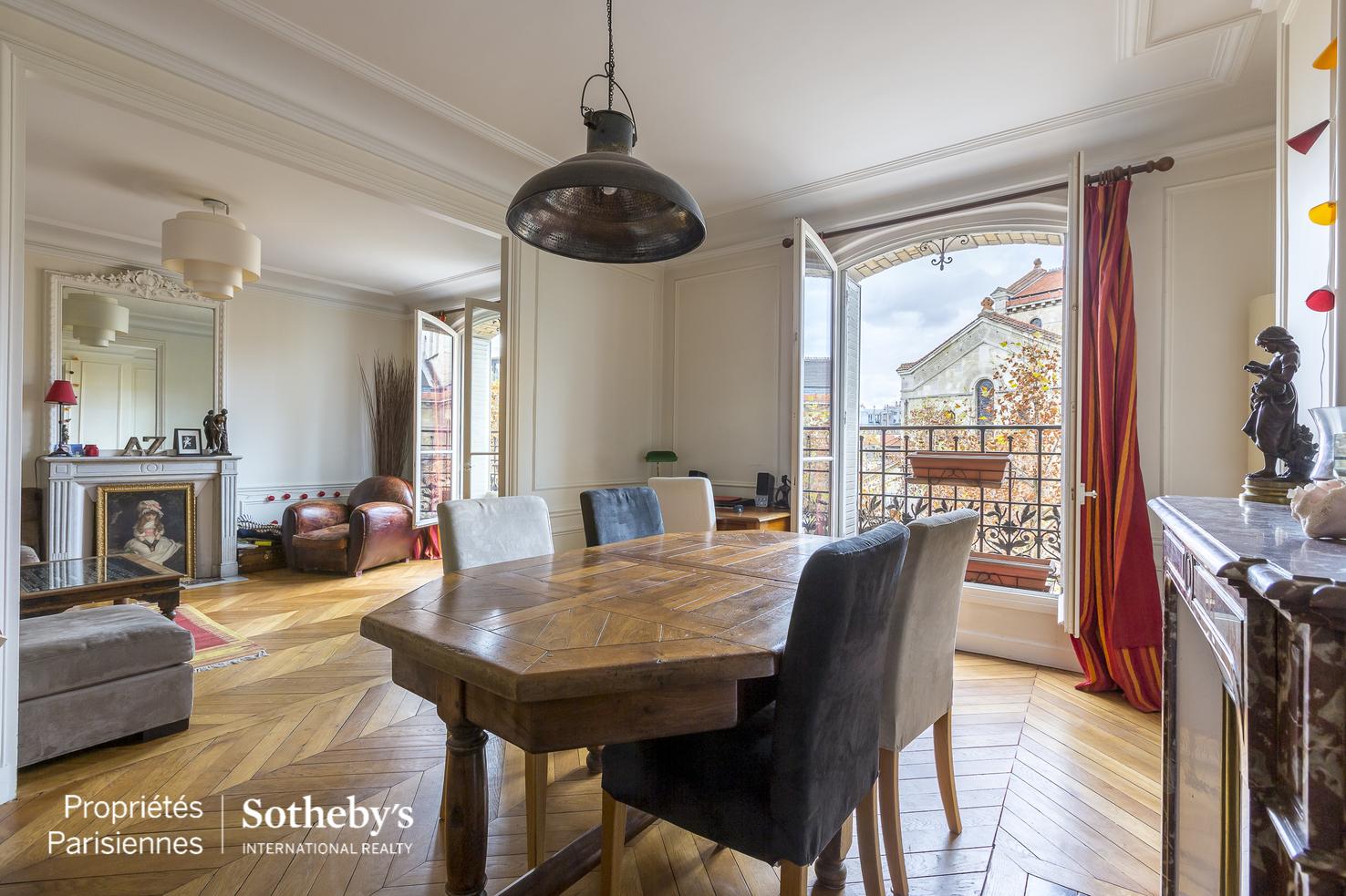 公寓 為 出售 在 Maine CS 222 avenue du Maine Paris, 巴黎 75014 法國