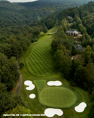 Single Family Home for Sale at Highlands Falls Country Club 885 Sky Lake Drive Highlands, North Carolina, 28741 United States