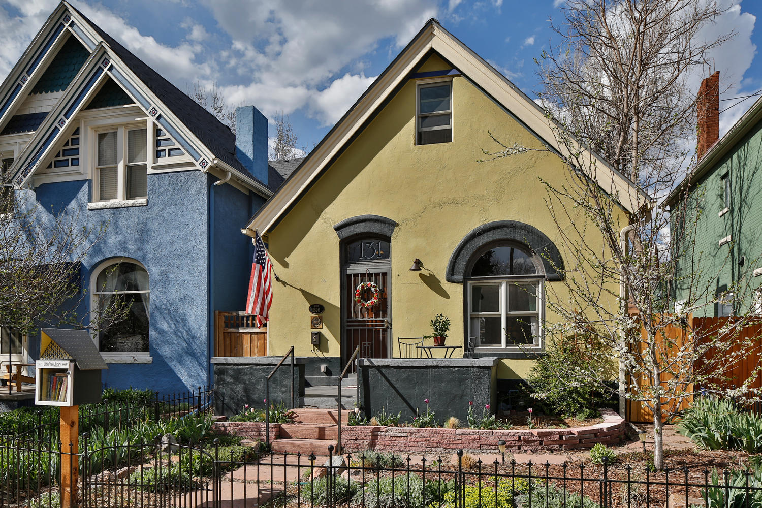 Single Family Home for Sale at Hip, Urban and Just Plain Cool 131 West Maple Avenue Baker, Denver, Colorado, 80223 United States