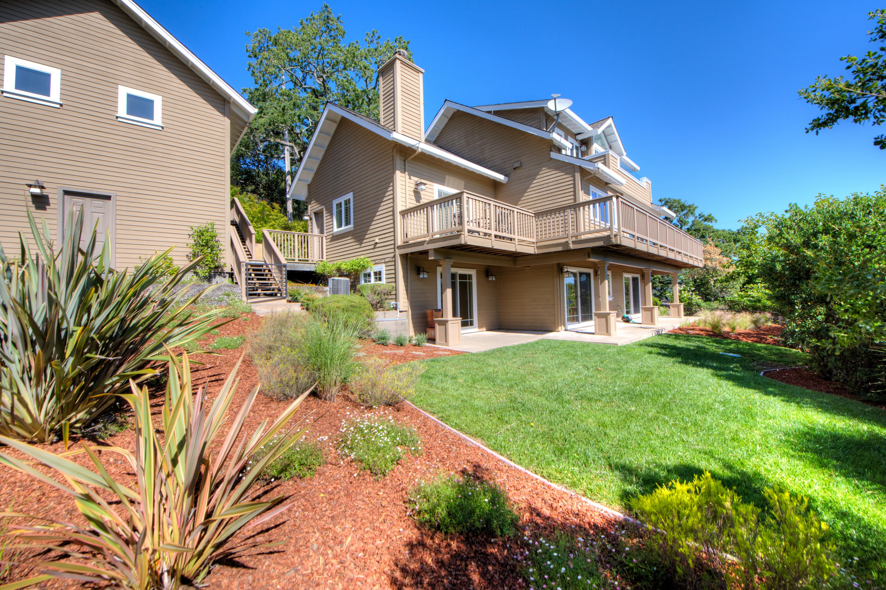 Single Family Home for Sale at Classic Contemporary 78 Southern Heights Blvd San Rafael, California 94901 United States
