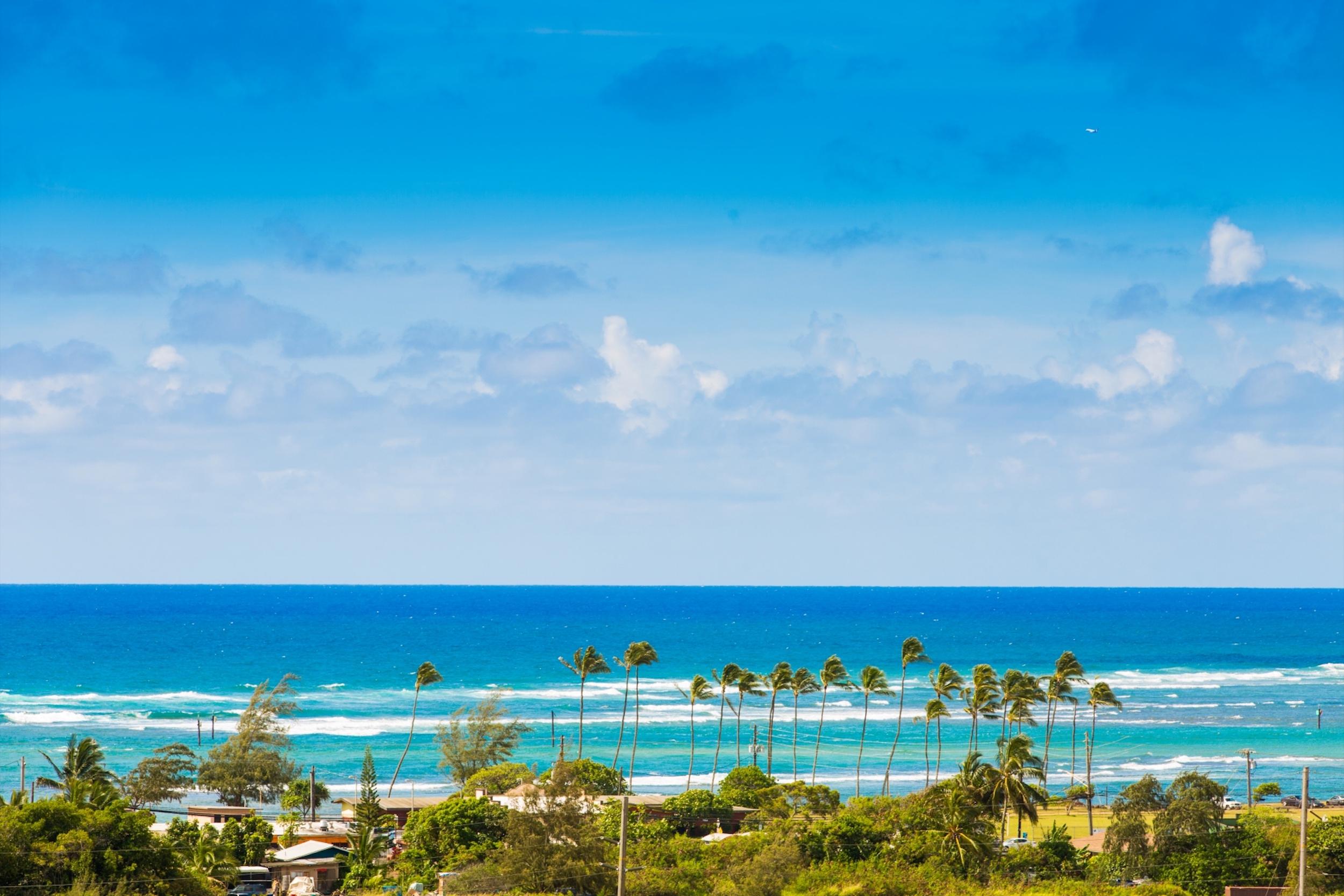 단독 가정 주택 용 매매 에 Kapaa Ocean View 4691 Pelehu Rd Kapaa, 하와이, 96746 미국