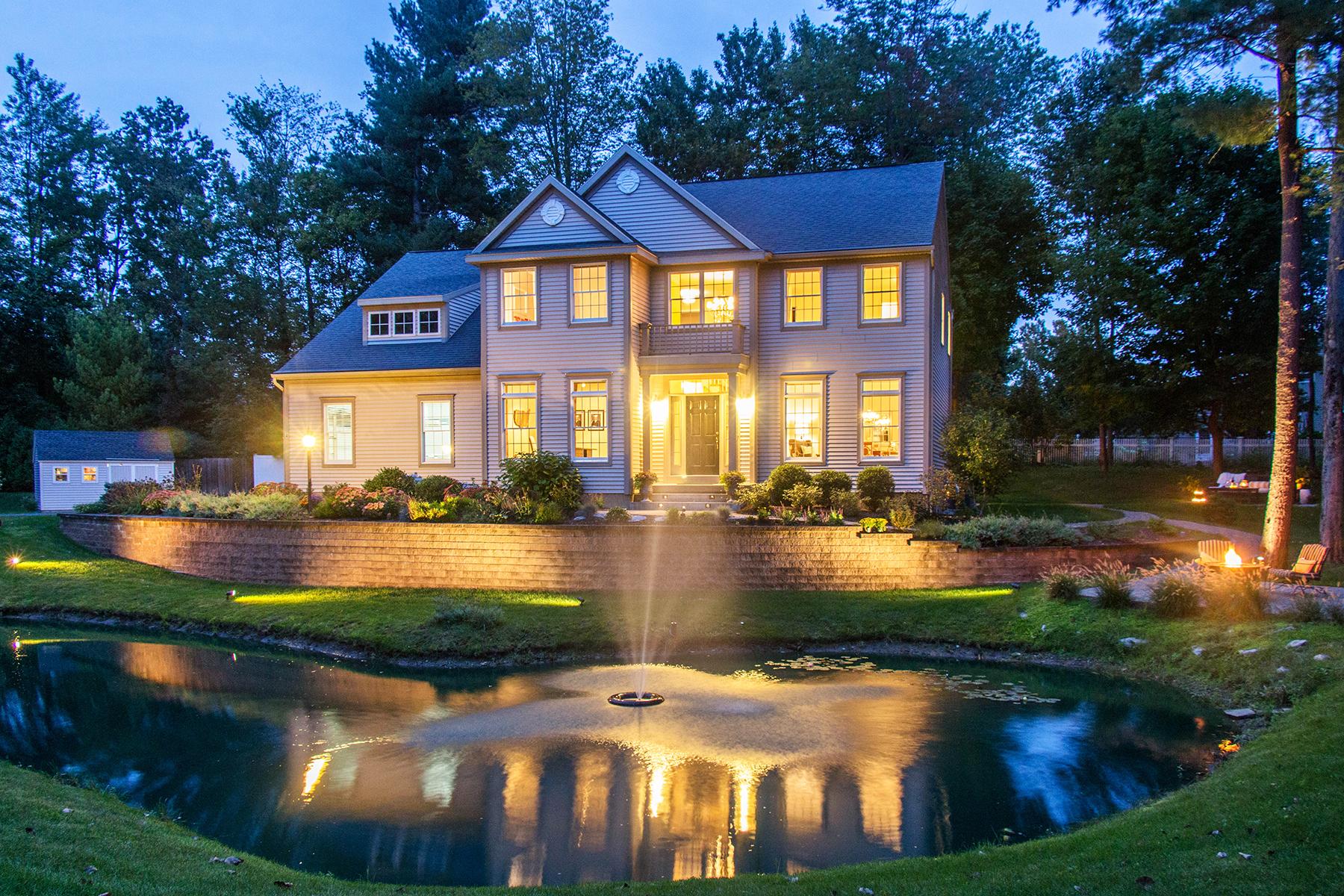 Các loại nhà khác vì Bán tại Lovely Living, Indoor and Outdoor 4 Michelangelo Drive Clifton Park, New York 12065 Hoa Kỳ