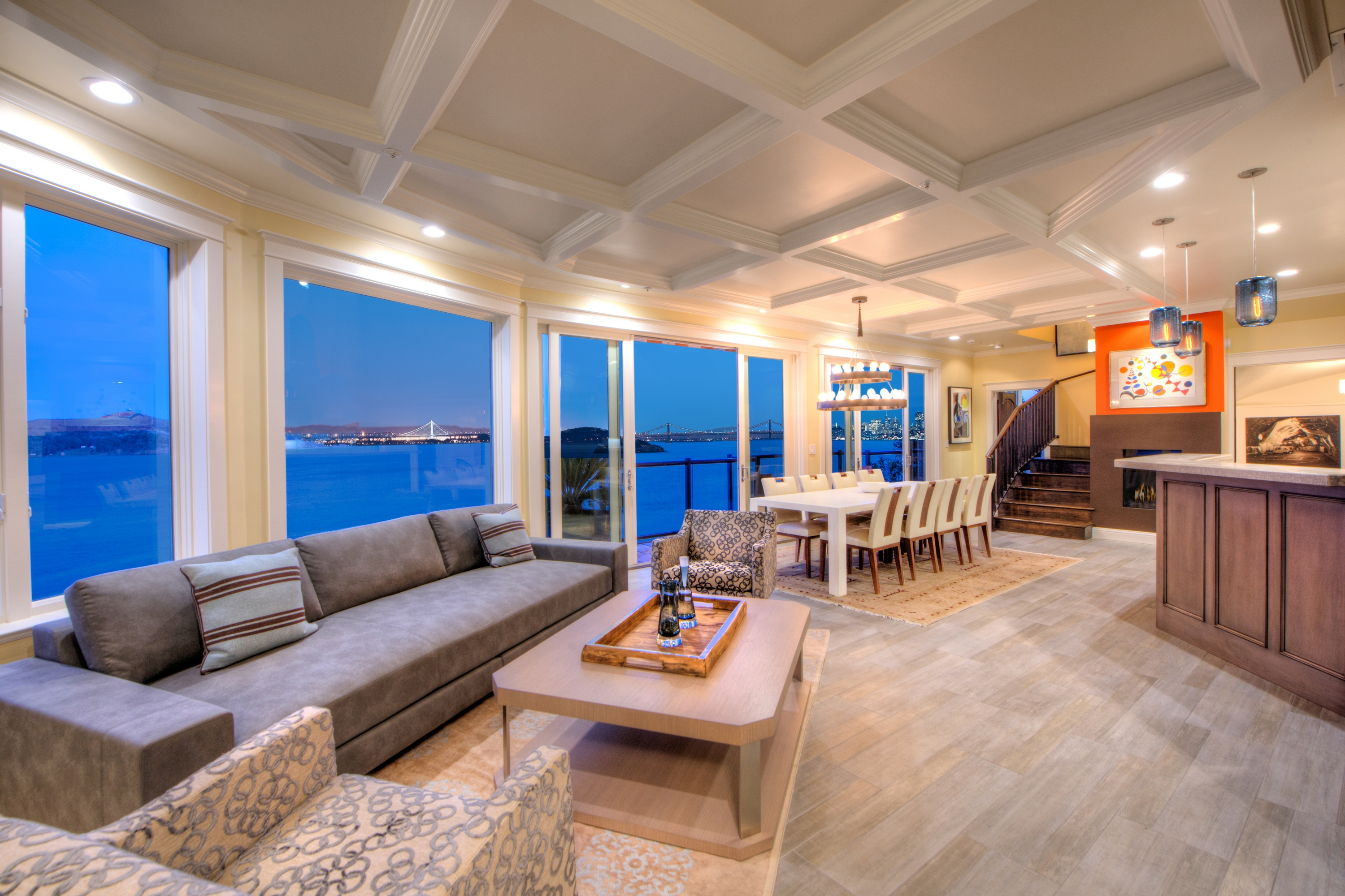Property For Sale at Chic Sausalito Contemporary