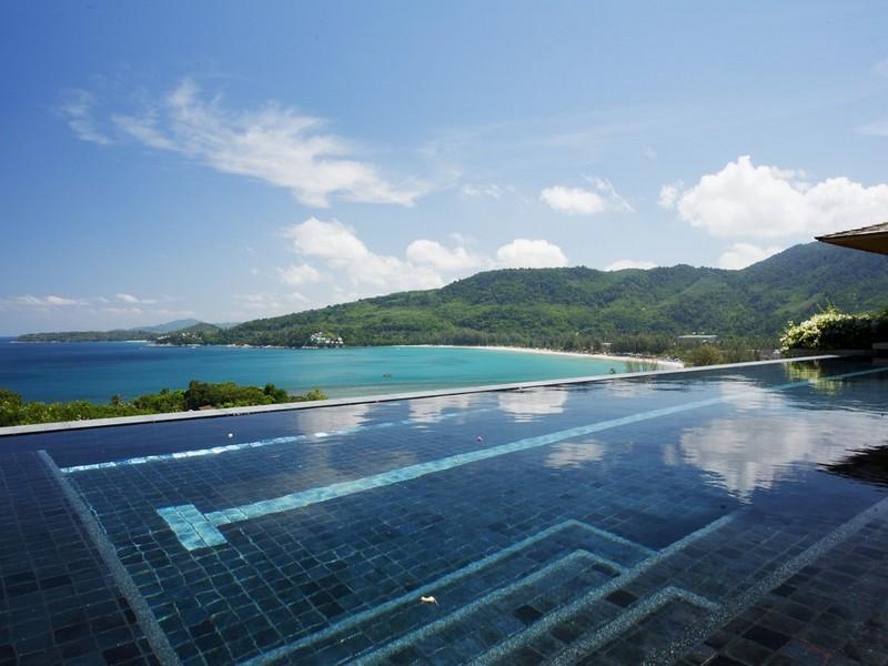 Casa Unifamiliar por un Venta en Luxury 5 Bed Villa with Amazing Sea View Kamala Kamala, Bangkok 83110 Tailandia