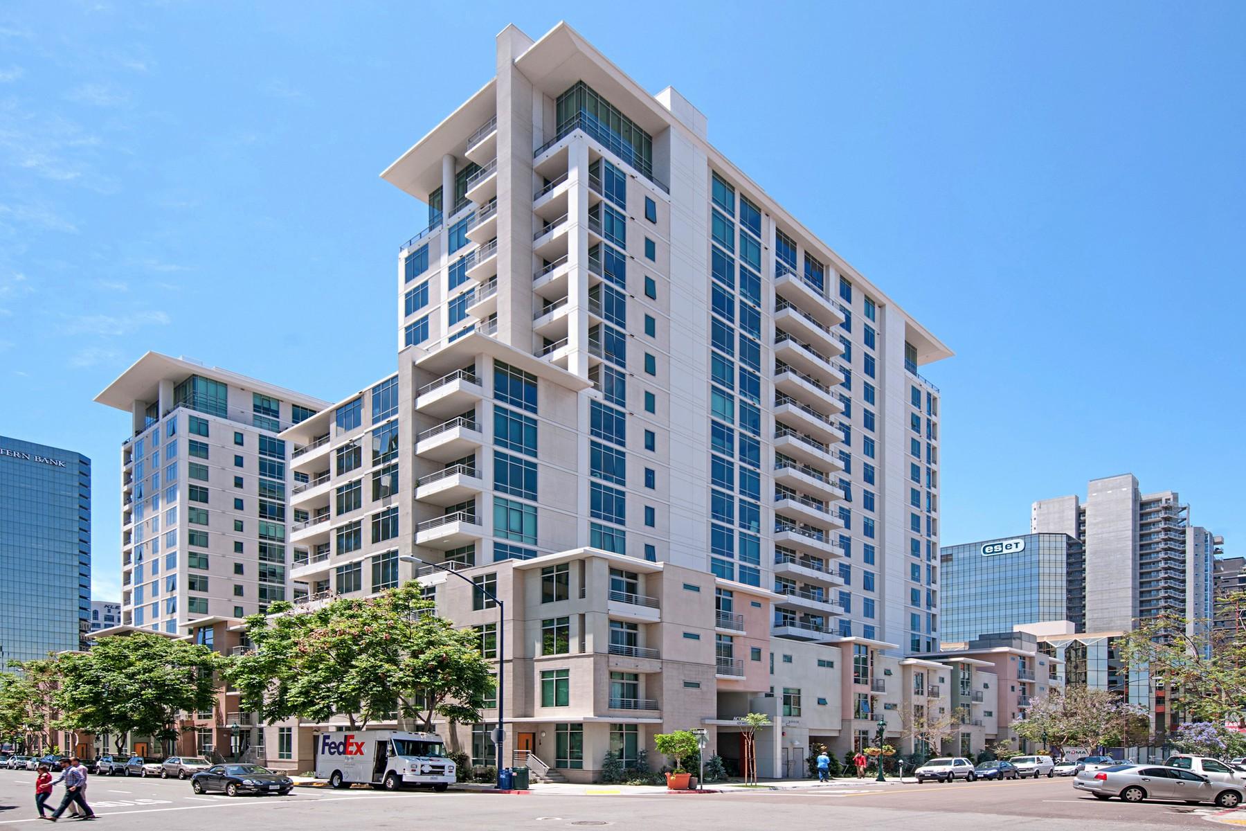 Appartement en copropriété pour l Vente à 425 Beech St #209 425 W Beech Street 209 San Diego, Californie 92101 États-Unis