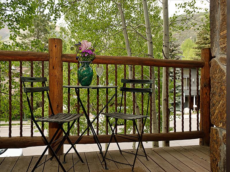 Property Of Elegant Mountain-Style Core Duplex