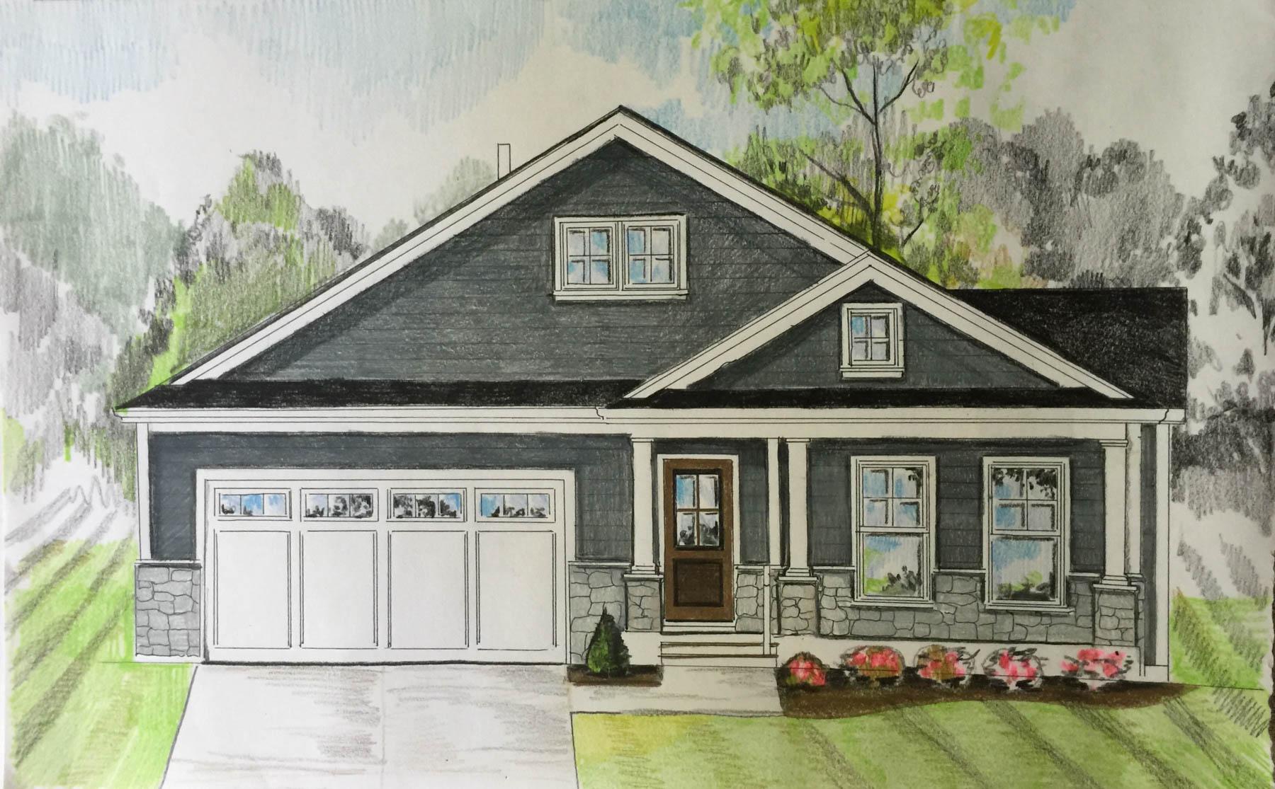 Casa para uma família para Venda às Par Lane 517 Par Lane Kirkwood, Missouri, 63122 Estados Unidos