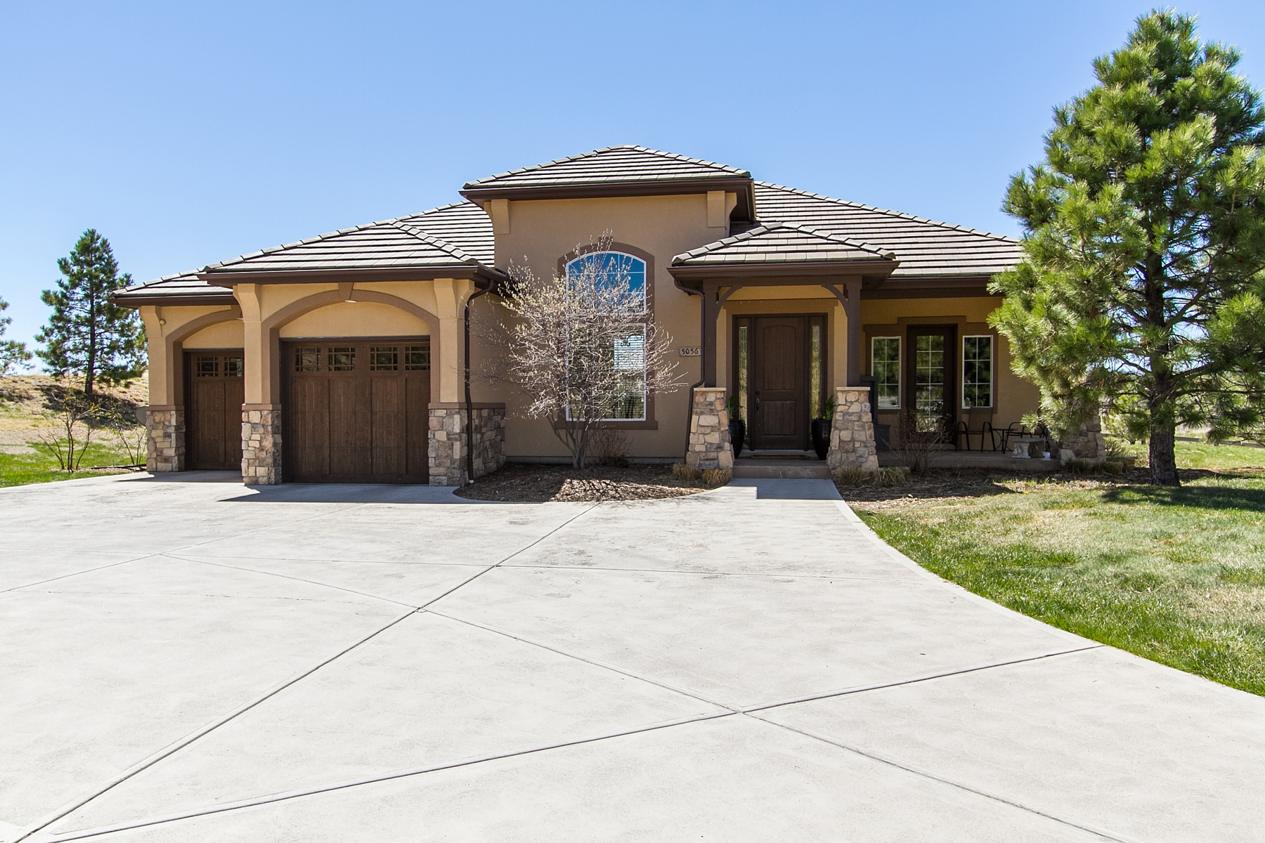 Single Family Home for Sale at 5056 Mcclure Ln Castle Pines Village, Castle Rock, Colorado 80108 United States