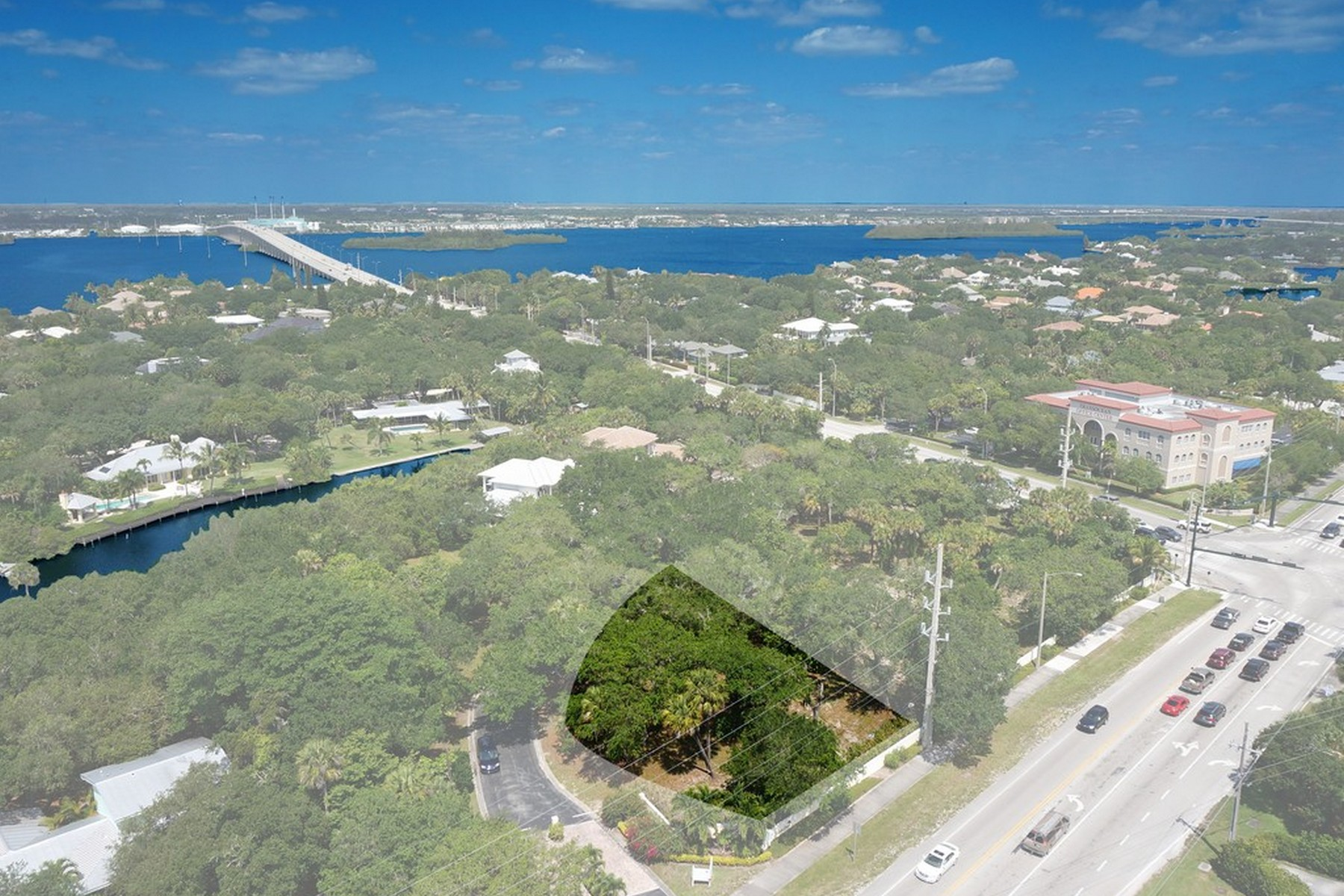 Property For Sale at Amazing vacant land in Riomar Cove