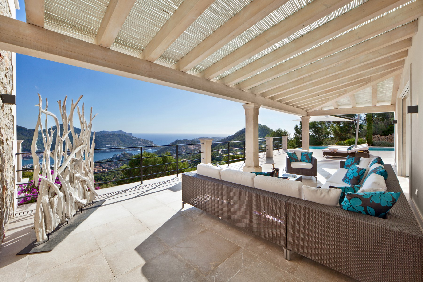 Single Family Home for Sale at Luxury newly built Villa in Monport, Port Andratx Port Andratx, Mallorca, 07157 Spain