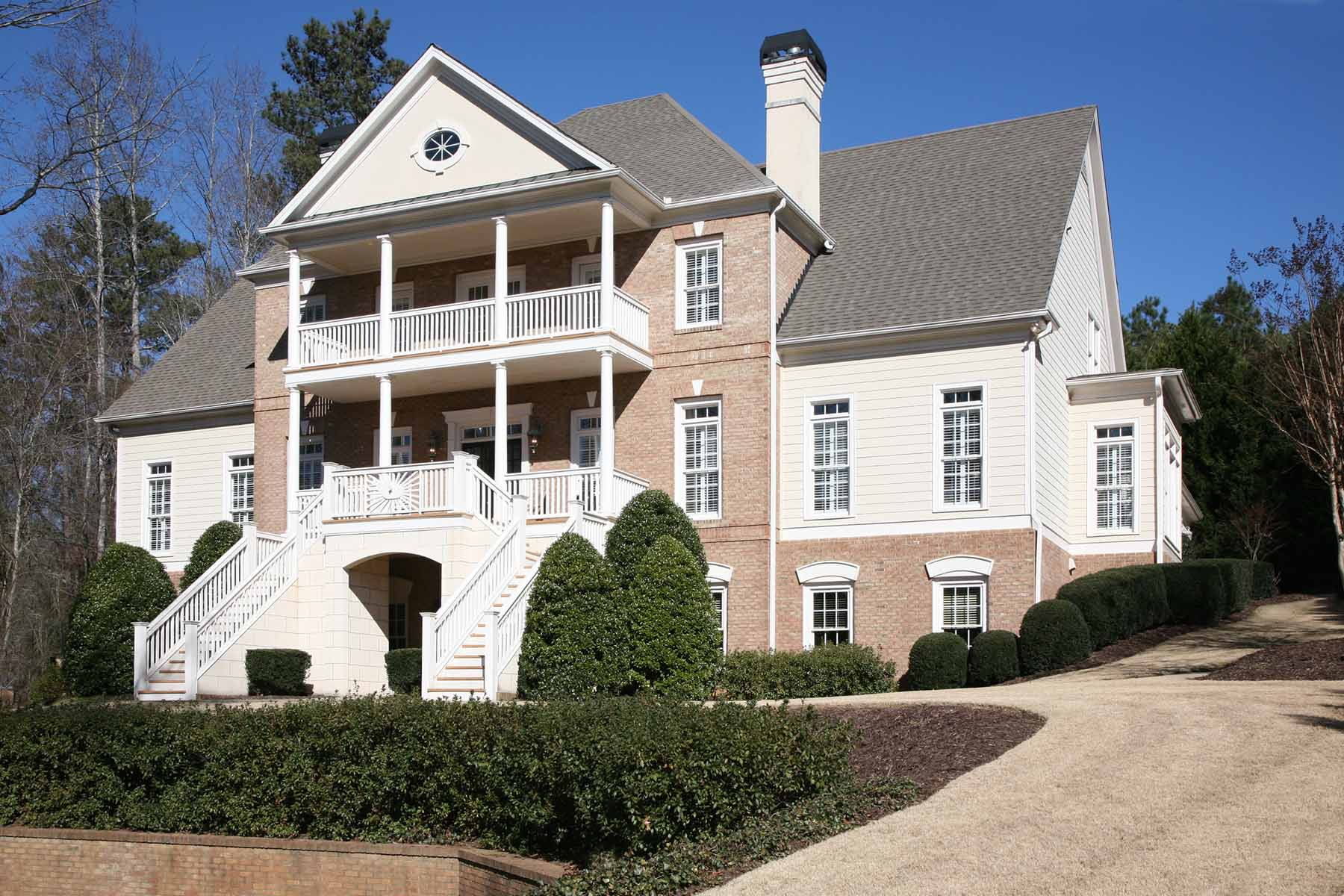 Villa per Vendita alle ore Private Resort 365 Winn Park Court Roswell, Georgia 30075 Stati Uniti