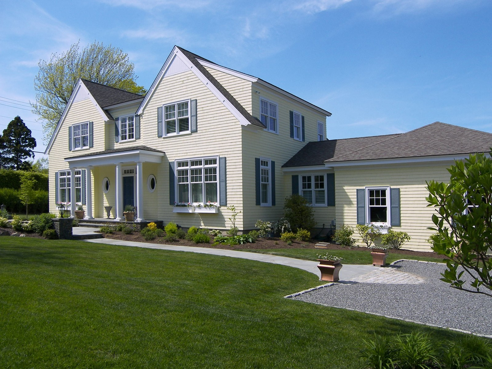 Single Family Home for Sale at Ocean Drive Area 17 Beacon Hill Road Newport, Rhode Island 02840 United States