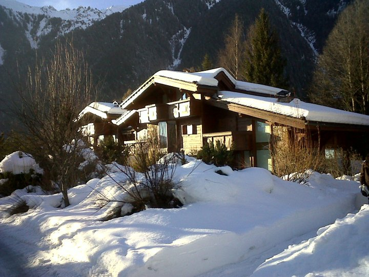 Moradia para Venda às les praz les Praz de Chamonix Chamonix, Rhone-Alpes 74400 França