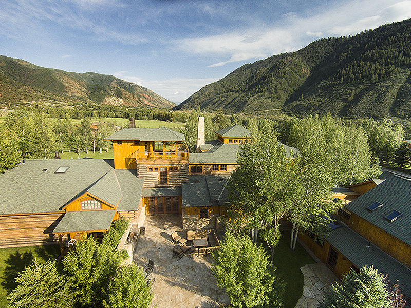Single Family Home for Sale at Meanwhile Ranch 1621 Lower River Road Snowmass, Colorado 81654 United States