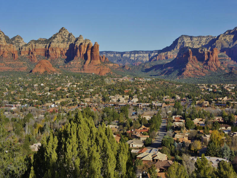 Land for Sale at Rare Offering 815 Airport Rd Sedona, Arizona, 86336 United States
