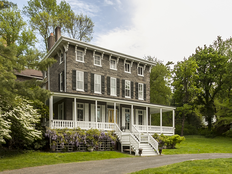 Single Family Home for Sale at Chestnut Hill 208-10 Rex Avenue Chestnut Hill, Philadelphia, Pennsylvania 19118 United States