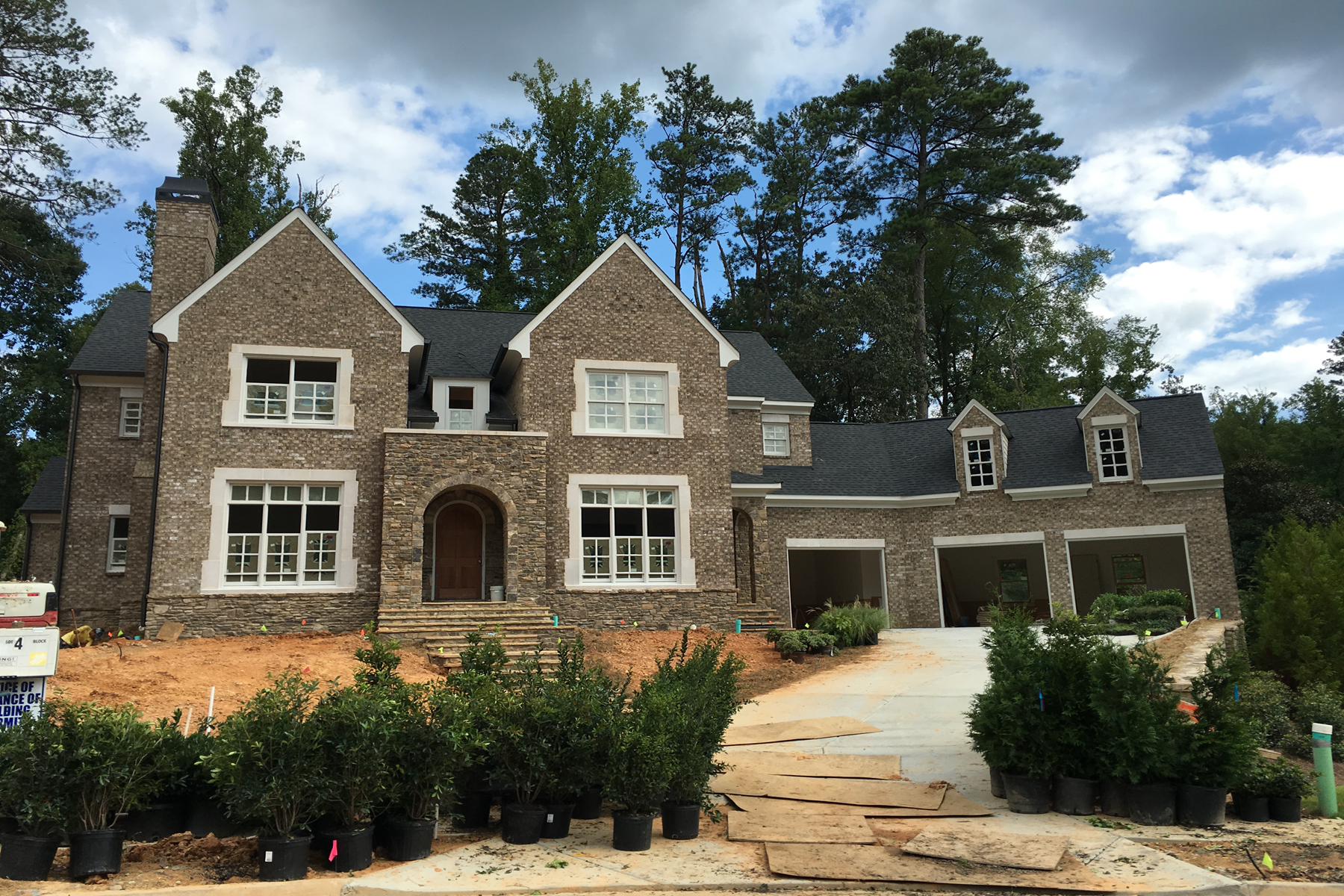 Additional photo for property listing at New Home In Ivy Preserve 511 Ivy Preserve Court Atlanta, 조지아 30342 미국