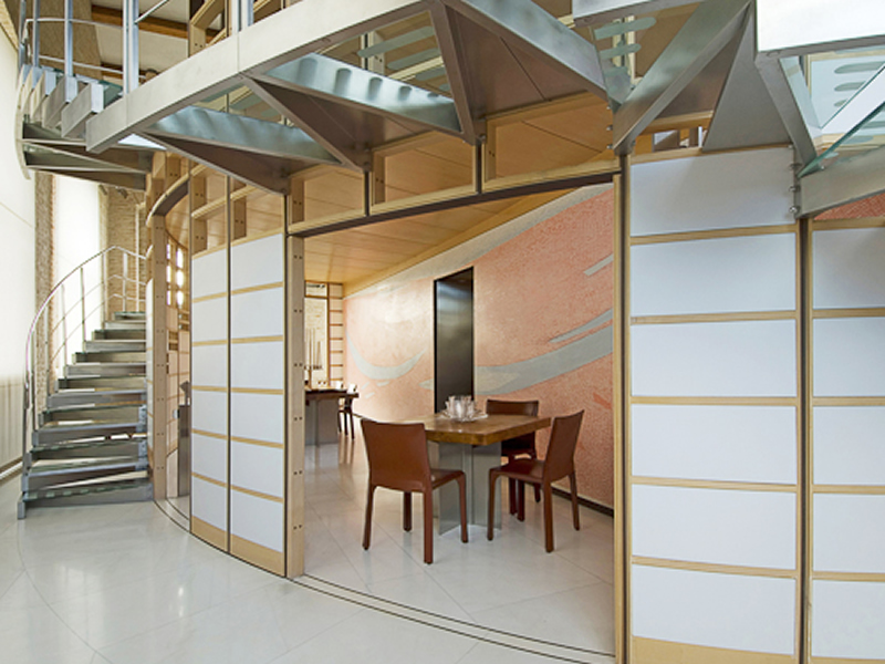 Additional photo for property listing at Top Designer Loft Apartment  Venice, Venice 30133 Italie