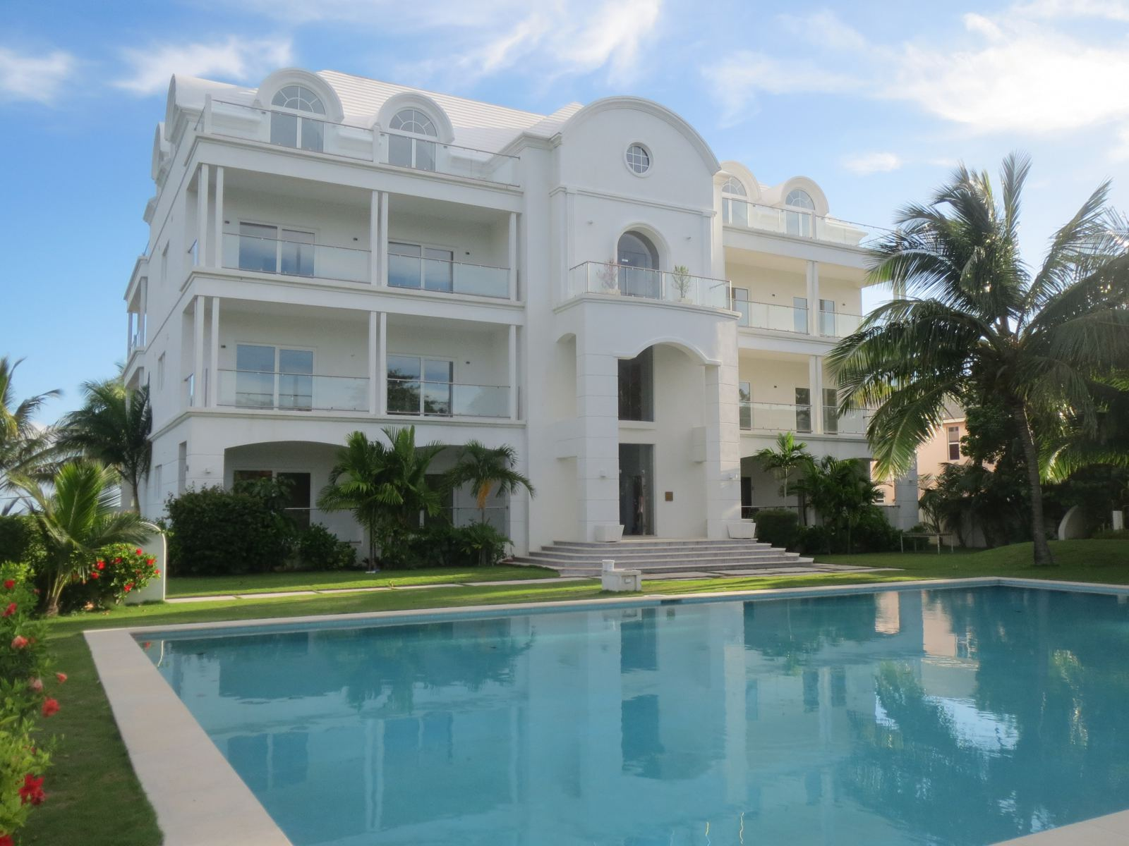 Commercial for Sale at The Parc Apartment Building Love Beach, Nassau And Paradise Island Bahamas