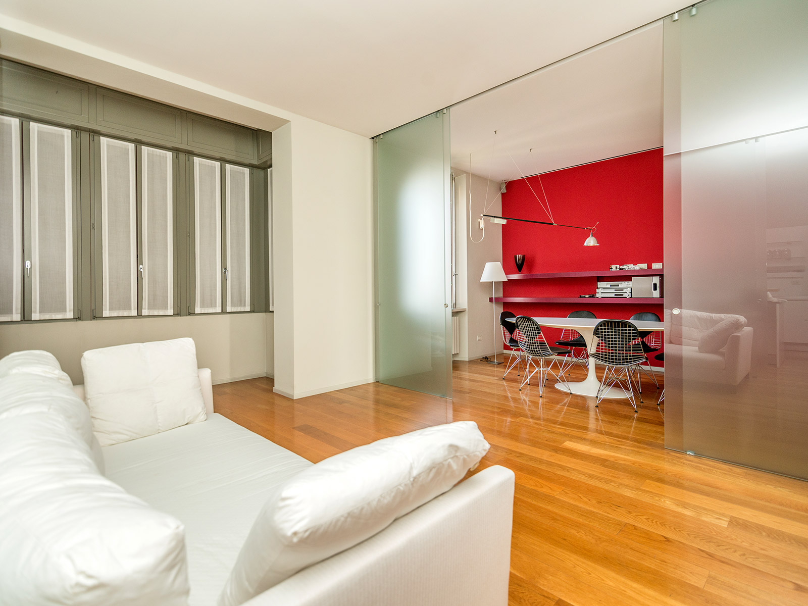 Additional photo for property listing at Modern apartment in Sempione area Via Losanna Milano, Milan 20154 Italia