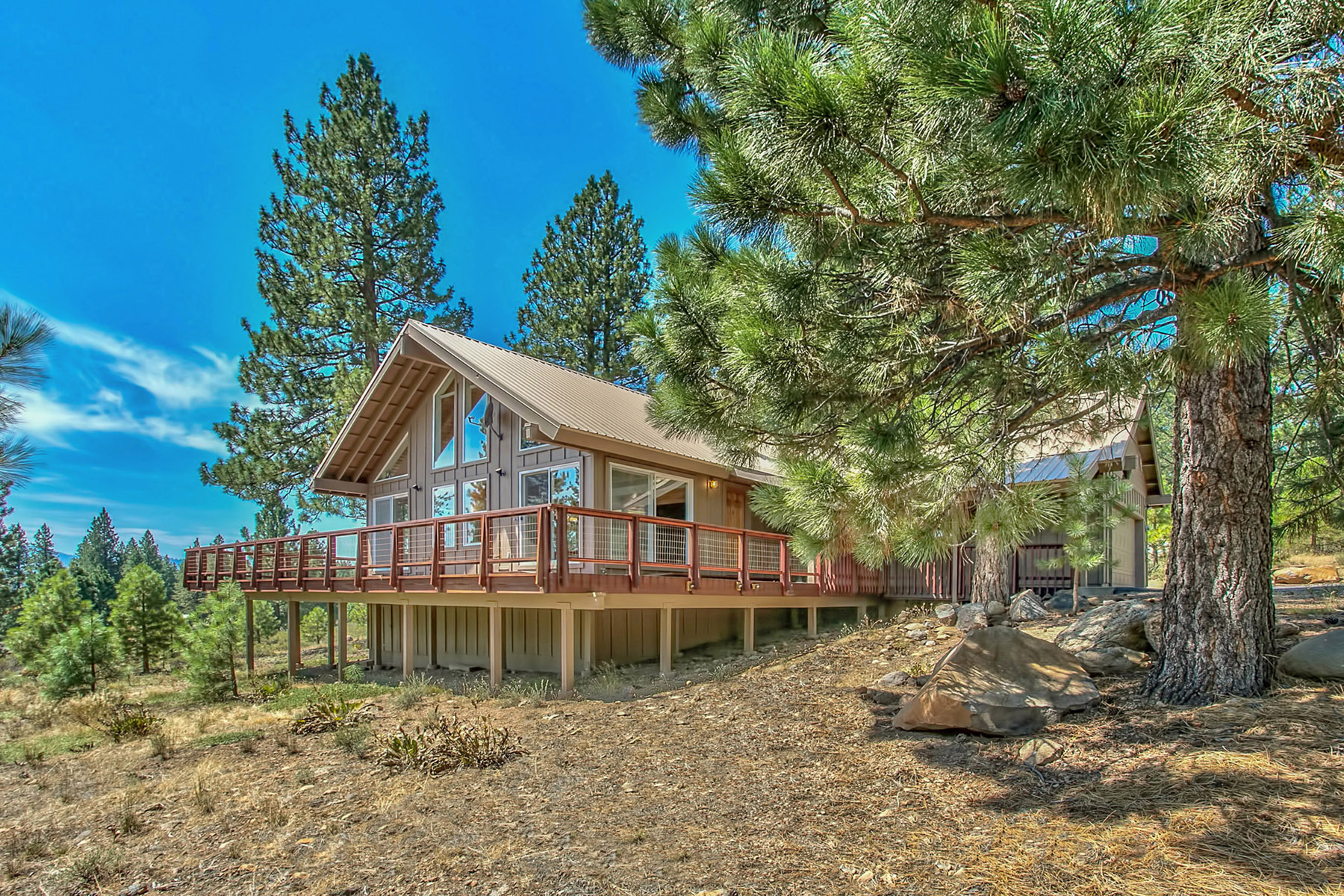 for Sale at 12797 Horizon Drive Old Greenwood, Truckee, California 96161 United States