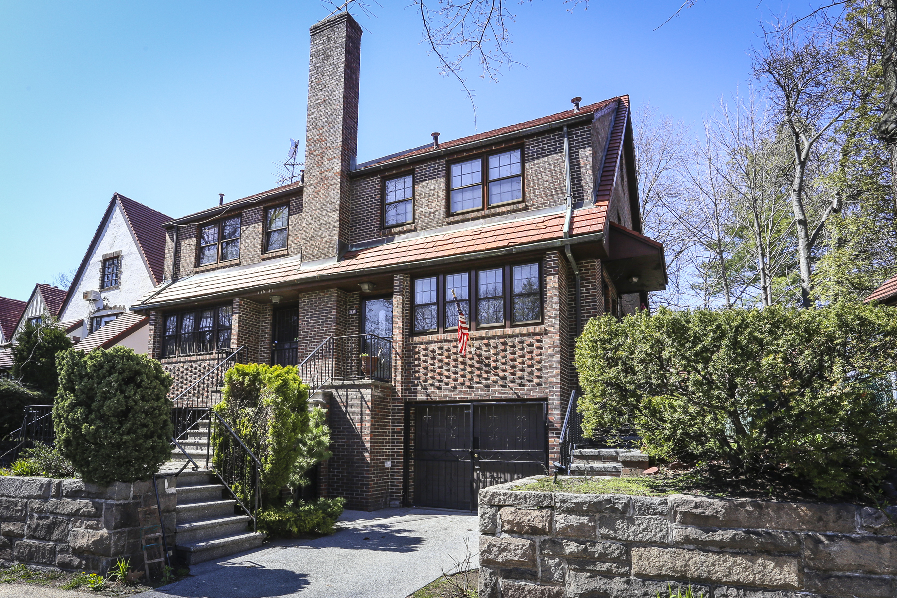 "Townhouse for Sale at ""GARDENS BRICK TOWNHOUSE"" 116-45 Union Turnpike, Forest Hills Gardens, Forest Hills, New York 11375 United States"