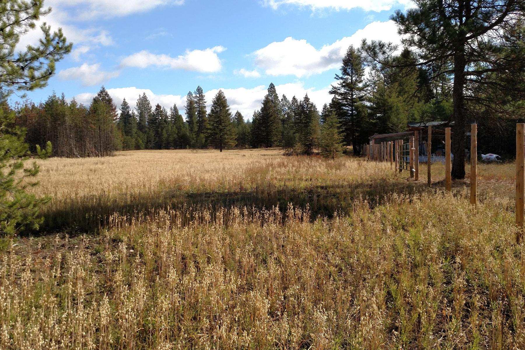 Property Of Beautiful North Idaho Land