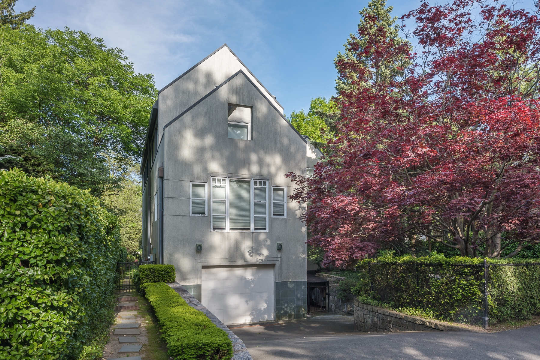 Single Family Home for Sale at Two Extraordinary Fieldston Houses 4506 Delafield Avenue Fieldston, Bronx, New York, 10471 United States