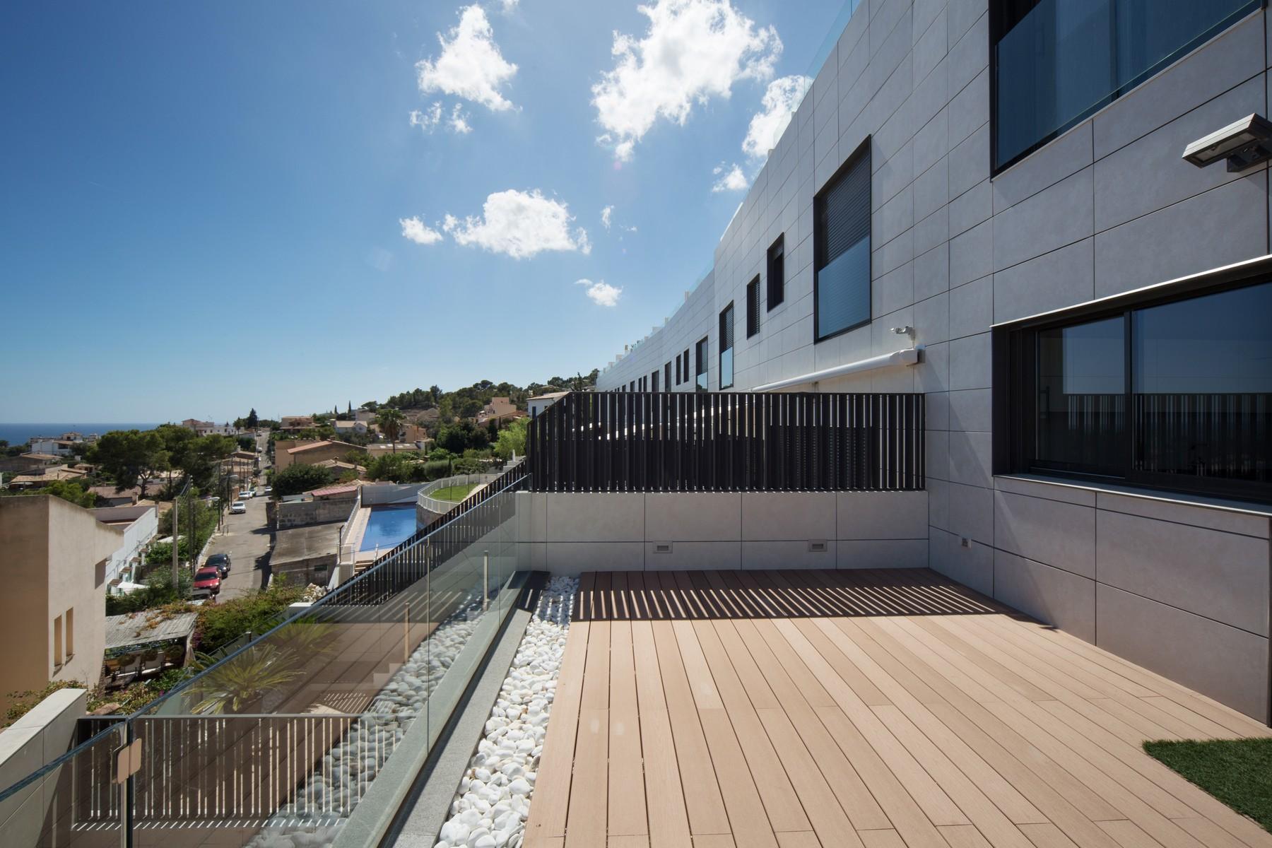 Single Family Home for Sale at Modern newly built semidetached villa in Génova Palma, Mallorca 07015 Spain