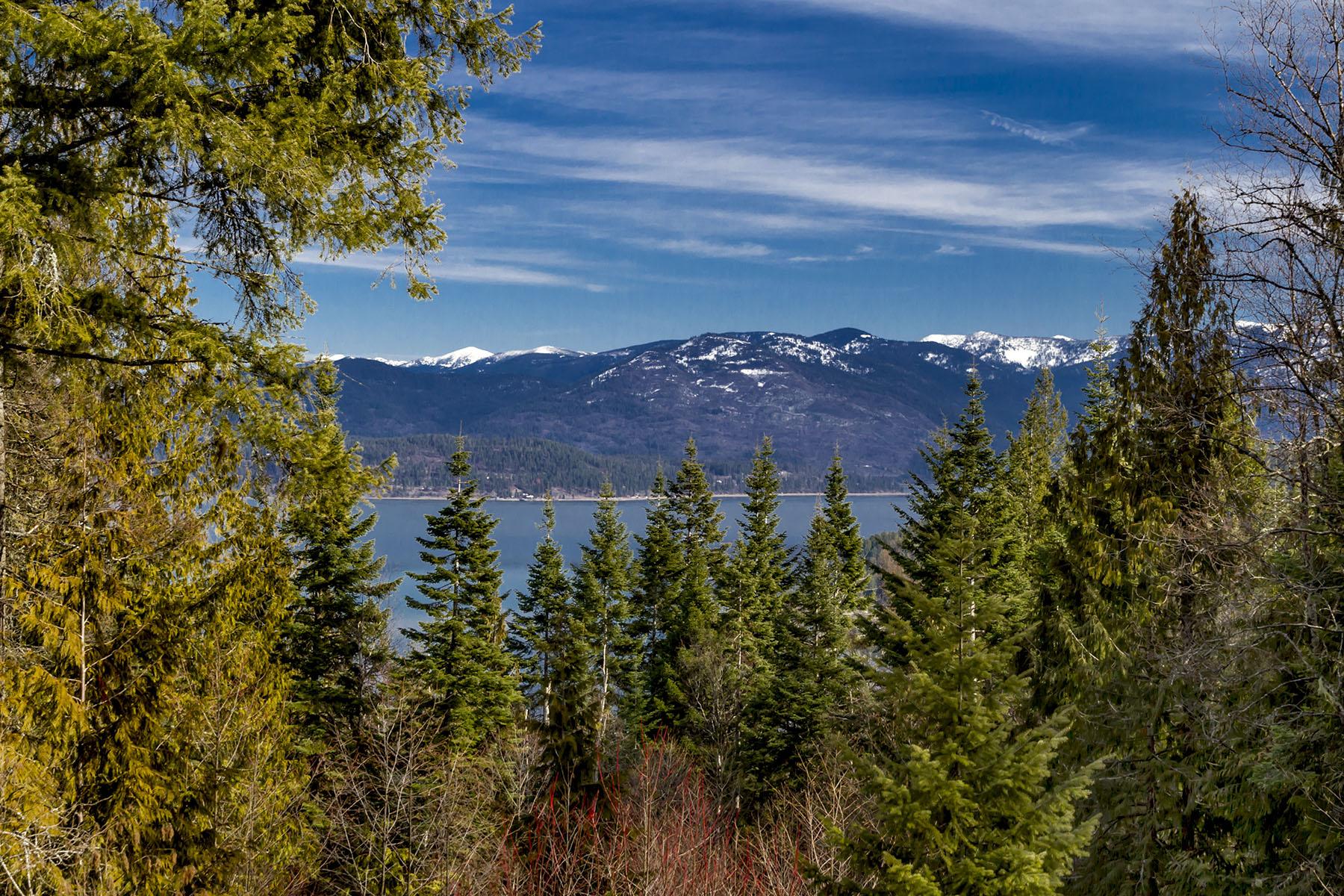 Property Of Lake & Mountain View Homesite on Acreage