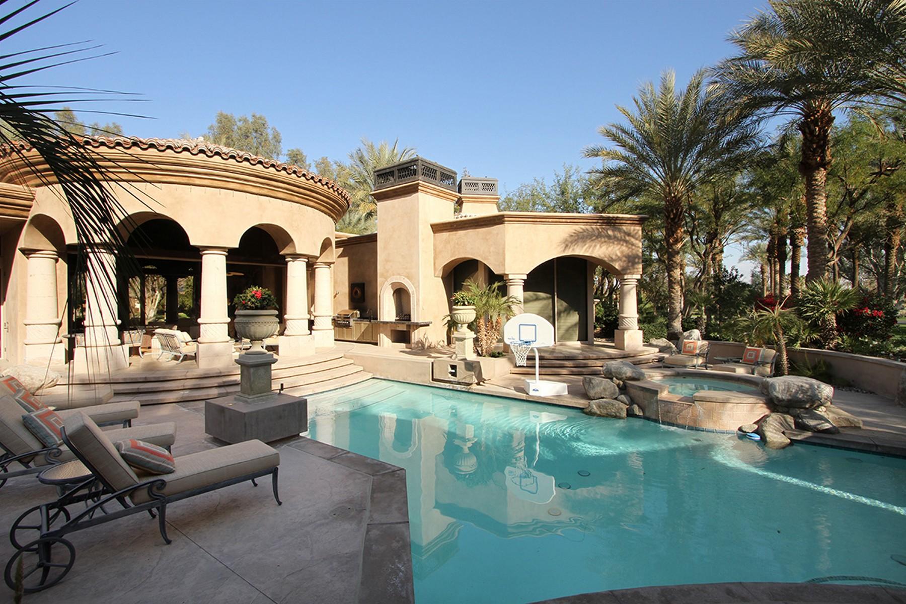 Vivienda unifamiliar por un Venta en 78490 Coyote Canyon Court La Quinta, California, 92253 Estados Unidos