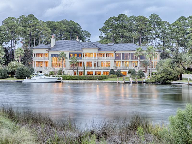 Single Family Home for Sale at 33 Castlebridge Lane Hilton Head Island, South Carolina 29928 United States