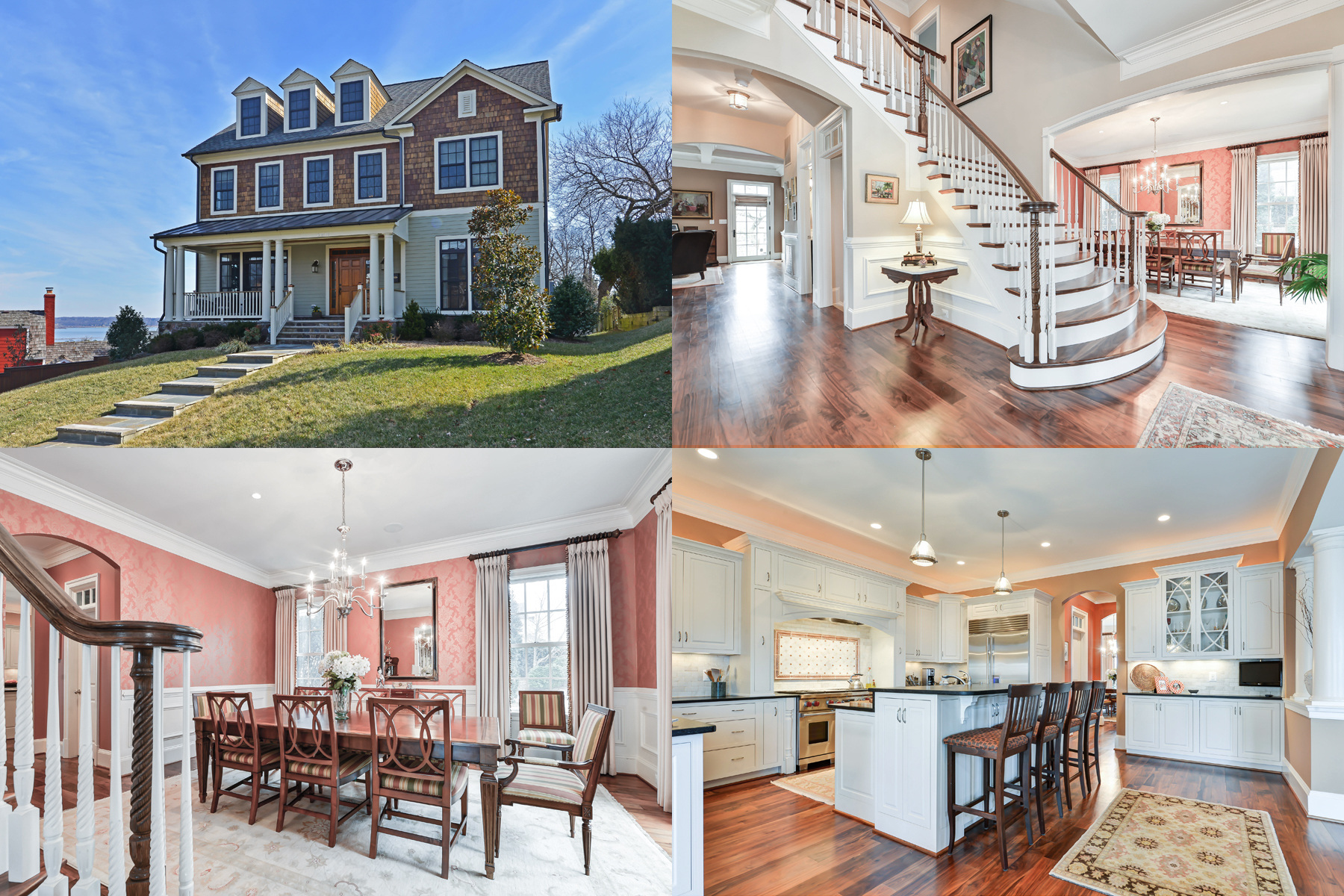 Single Family Home for Sale at Belle Haven 6041 Edgewood Terr Alexandria, Virginia 22307 United States