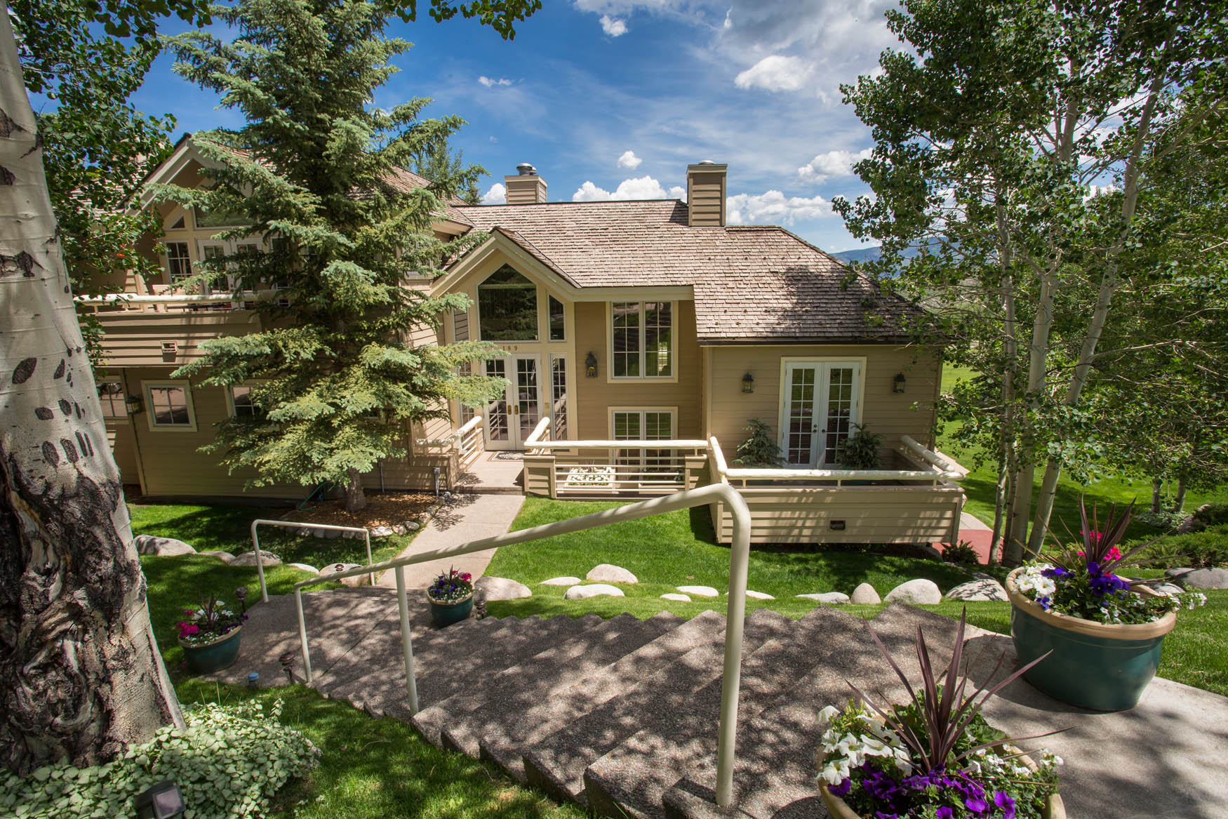 Casa Unifamiliar por un Venta en Snowmass Village 189 Fox Lane Snowmass Village, Colorado 81615 Estados Unidos