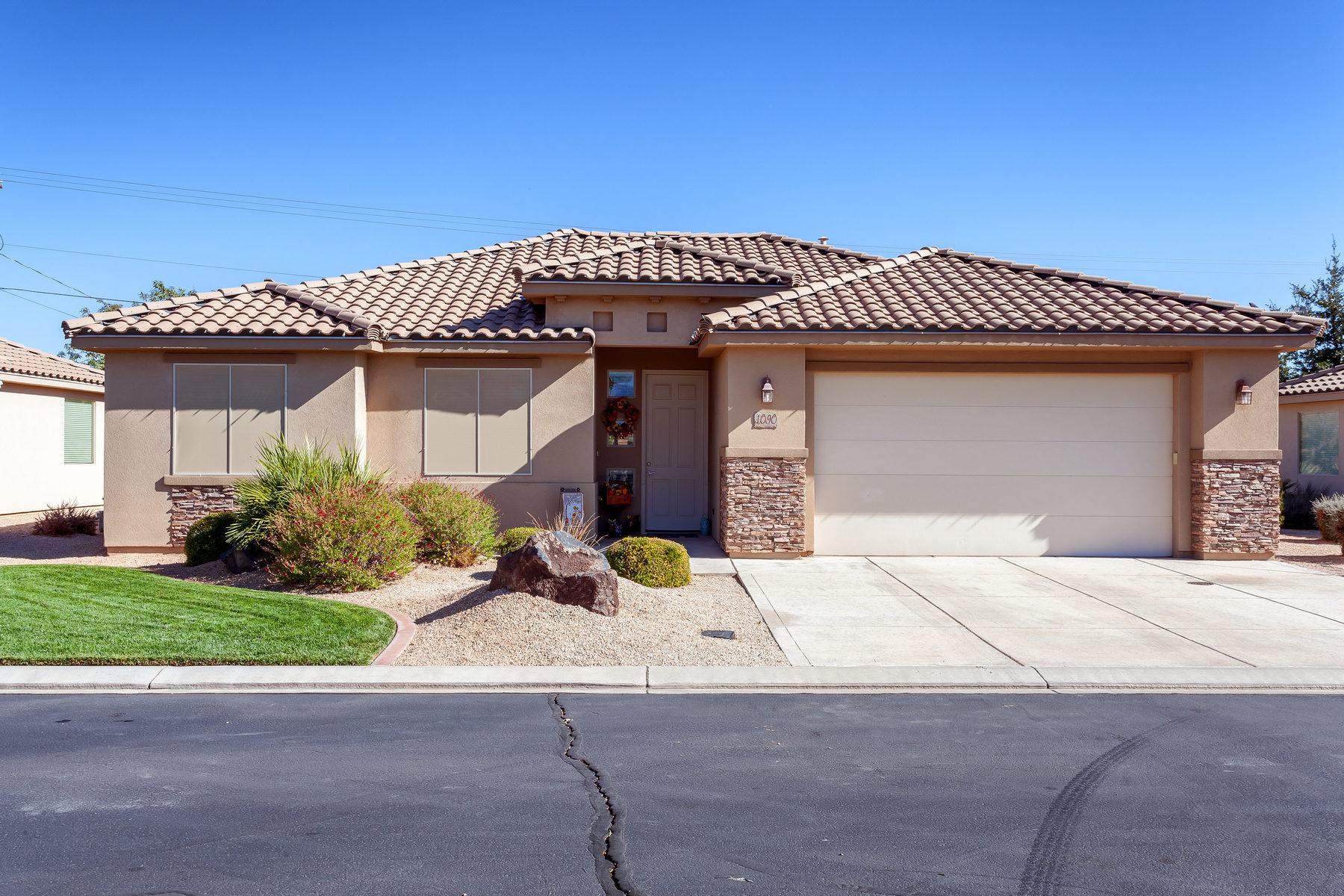 Maison unifamiliale pour l Vente à Green Springs Gem 1090 N Sundown Dr Washington, Utah, 84780 États-Unis