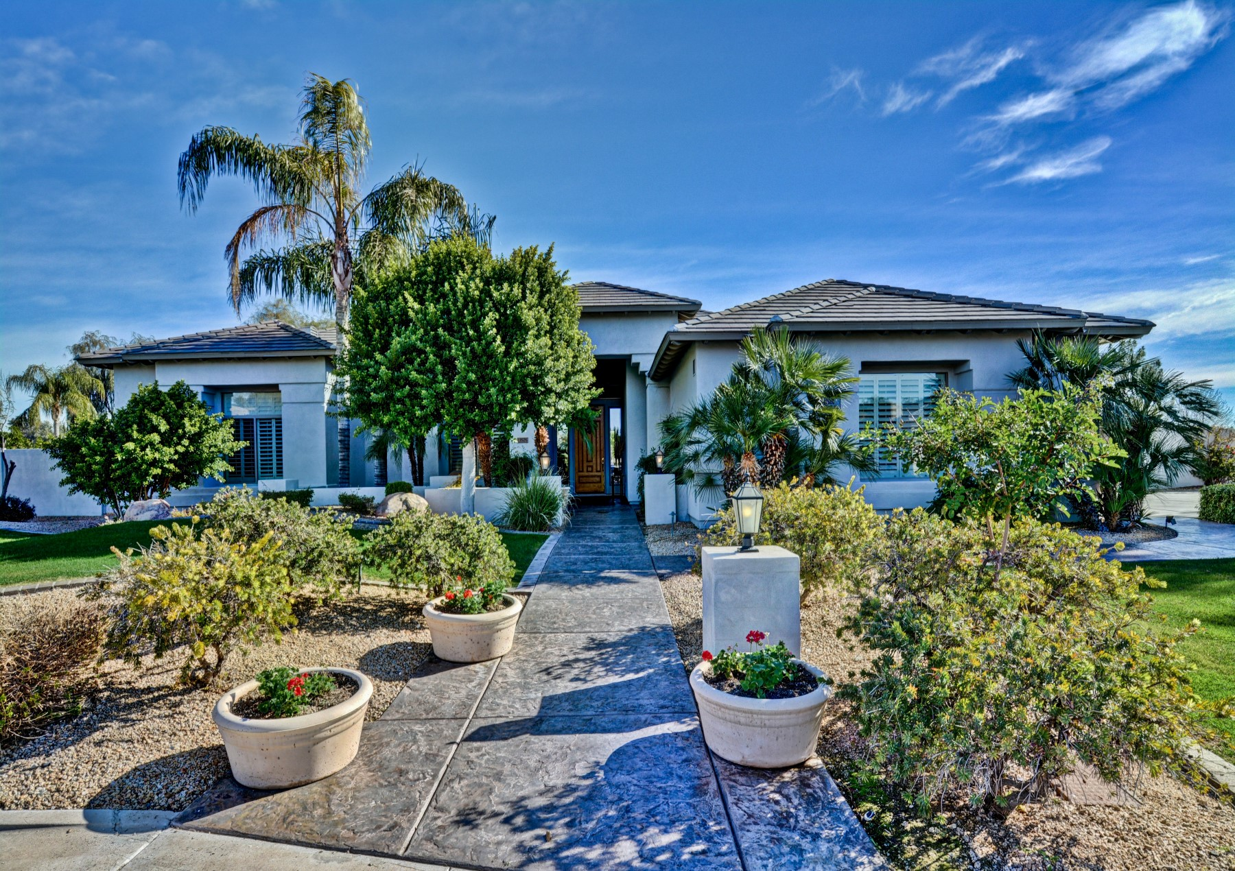 sales property at A gem of a home in a quiet gated community of custom homes