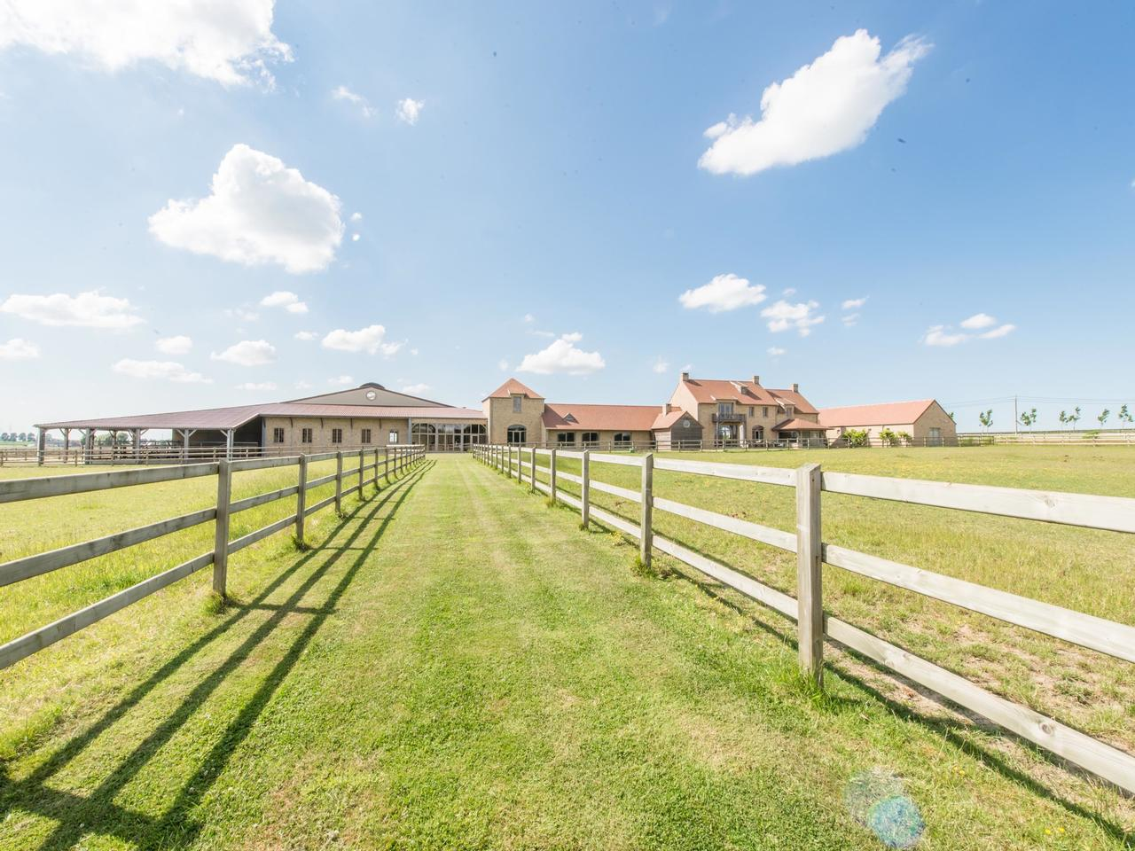 Farm / Ranch / Plantation for Sale at West Vlaanderen I Langemark Other Belgium, Other Areas In Belgium, 8920 Belgium