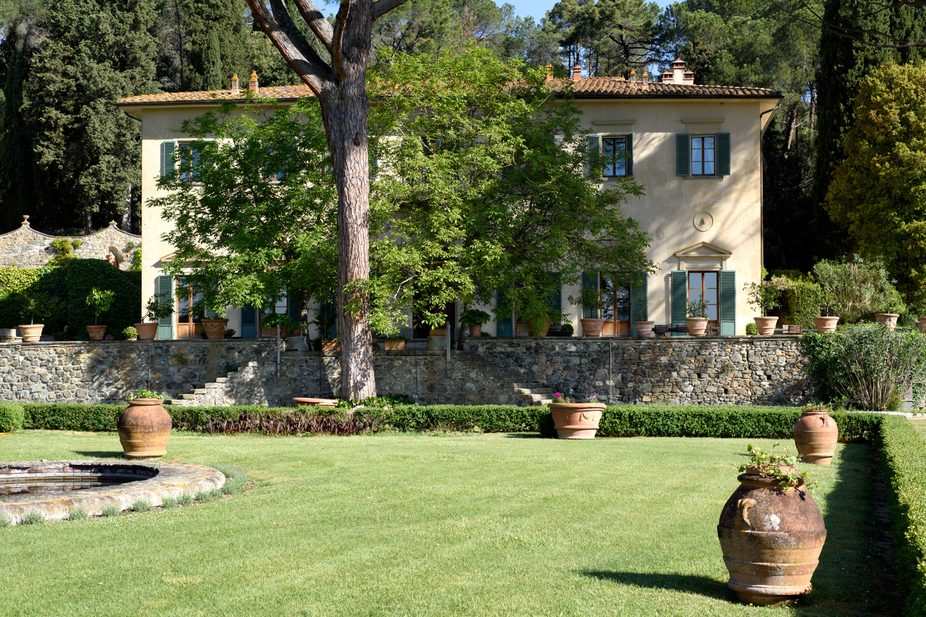 Additional photo for property listing at Beautiful villa with swimming pool close to Florence Impruneta, Florence Italien