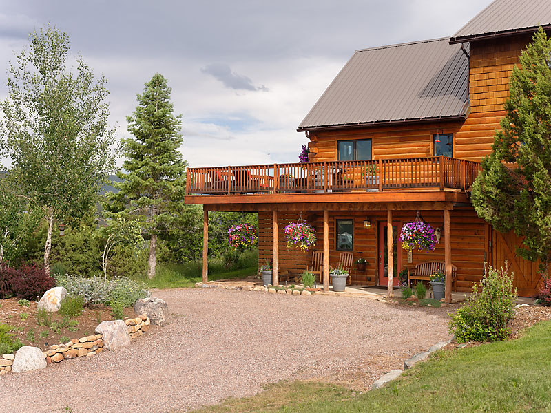 Single Family Home for Sale at Ranch Holdings 1436 Hooks Spur Lane Basalt, Colorado 81621 United States