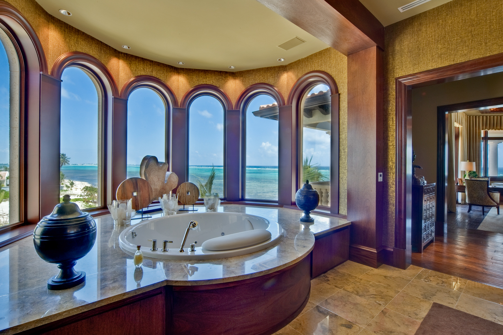 Additional photo for property listing at Castillo Caribe, Caribbean luxury real estate Castillo Caribe South Sound Rd George Town,  KY1 Cayman Islands