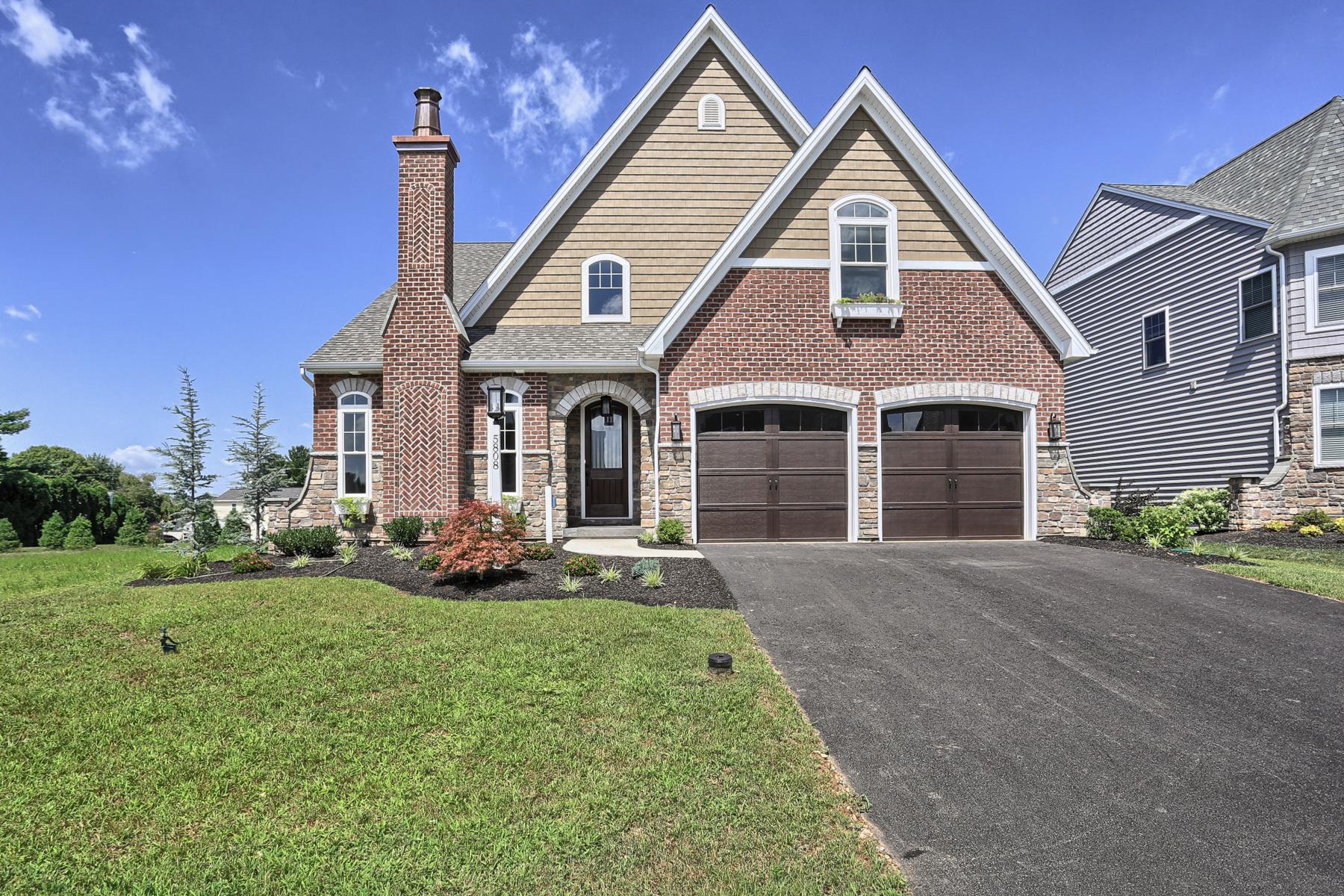 Maison unifamiliale pour l Vente à 5808 Wild Lilac Drive East Petersburg, Pennsylvanie 17520 États-Unis
