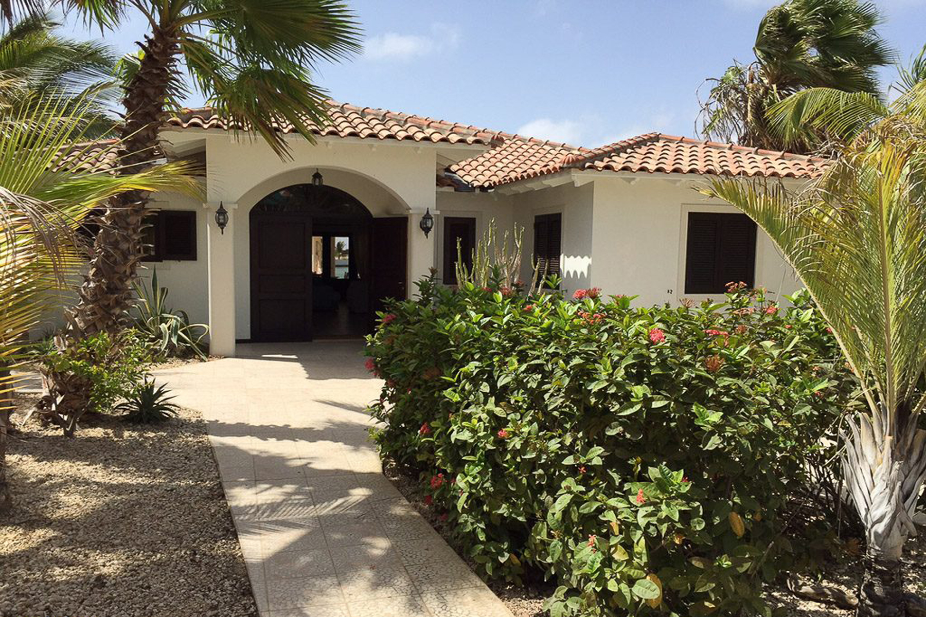 Single Family Home for Sale at Waterfront Villa Vanilla Kralendijk, Bonaire