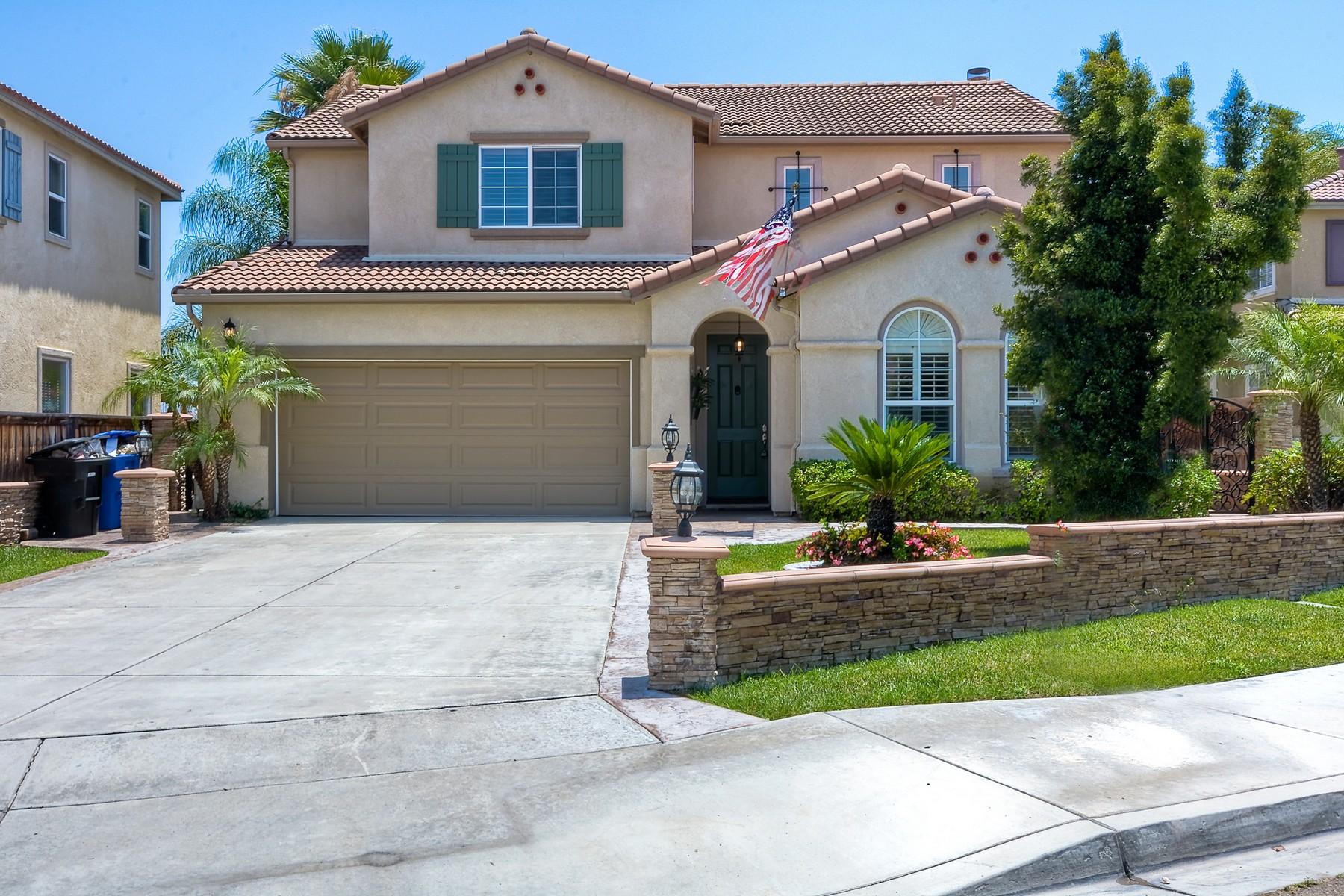 Single Family Home for Sale at 214 Corte Condesa 2114 Corte Condesa Chula Vista, California 91914 United States