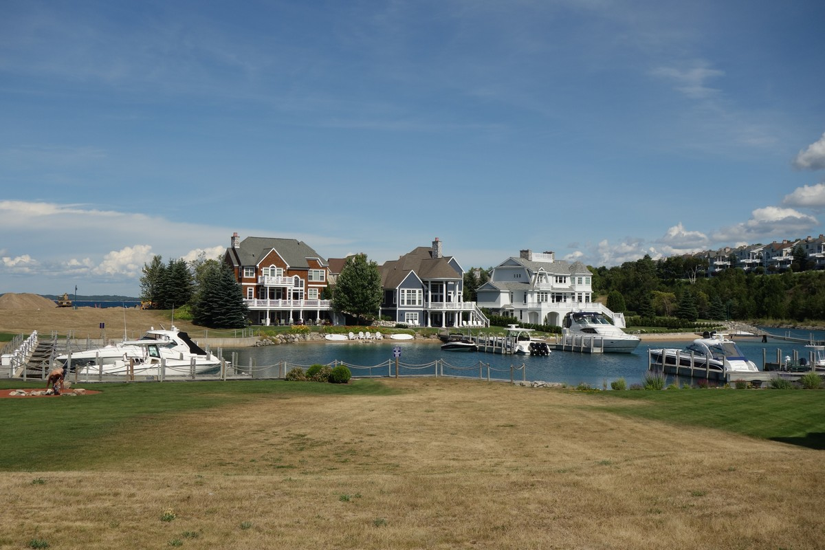 Land for Sale at Lake Shore Village 25 3375 Village Harbor Bay Harbor, Michigan 49770 United States