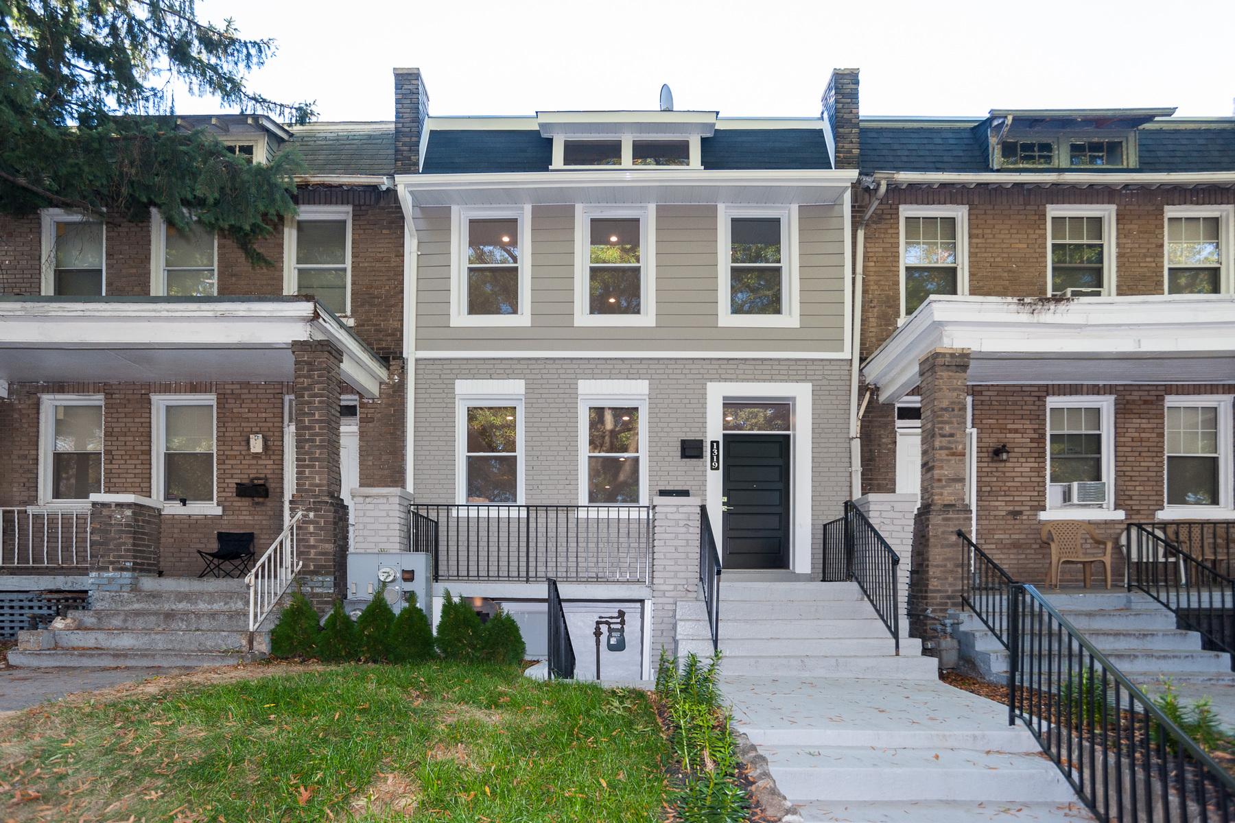 Townhouse for Sale at 1319 West Virginia Avenue Ne, Washington Washington, District Of Columbia 20002 United States