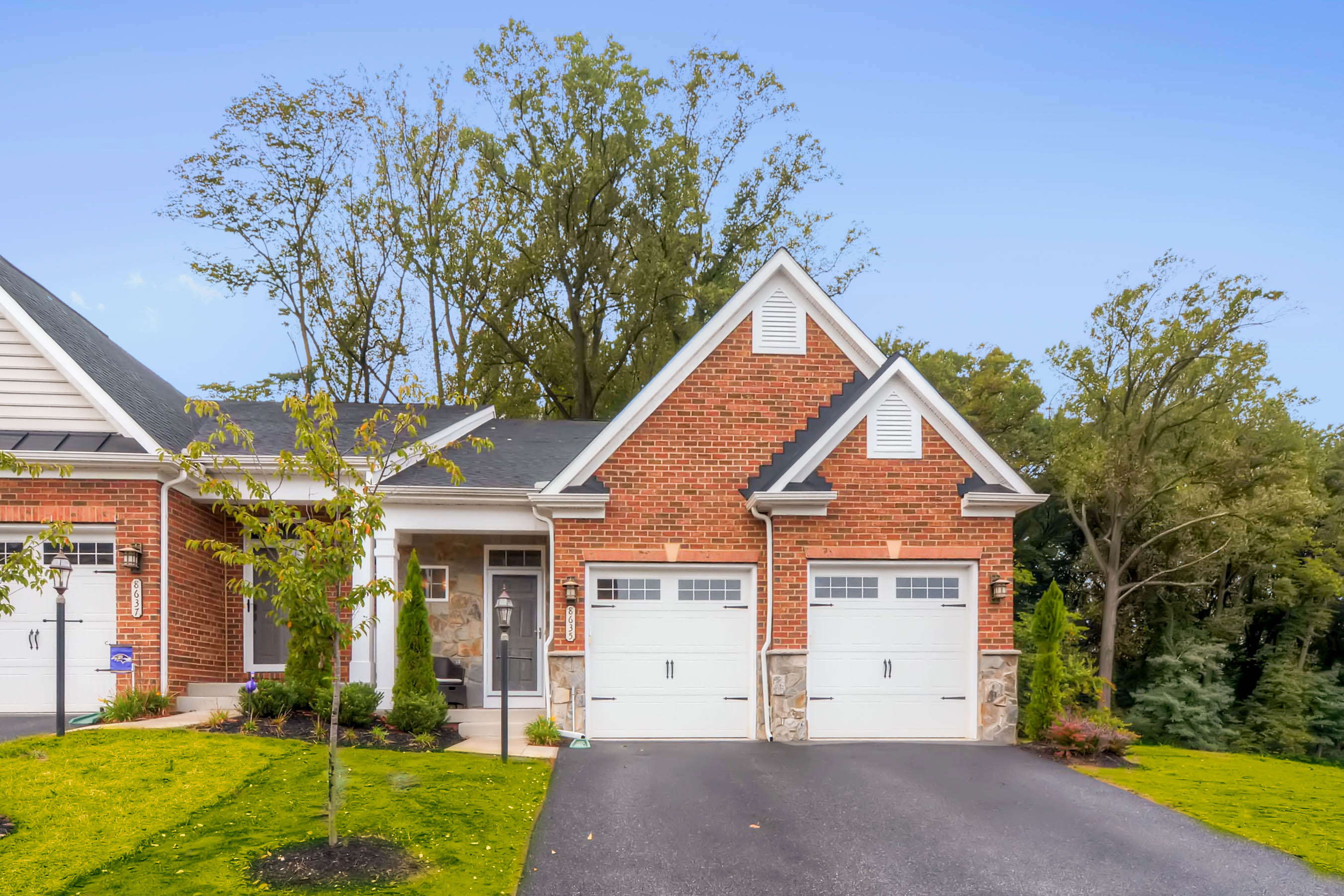 Townhouse for Sale at 8635 Westford Road Lutherville Timonium, Maryland, 21093 United States